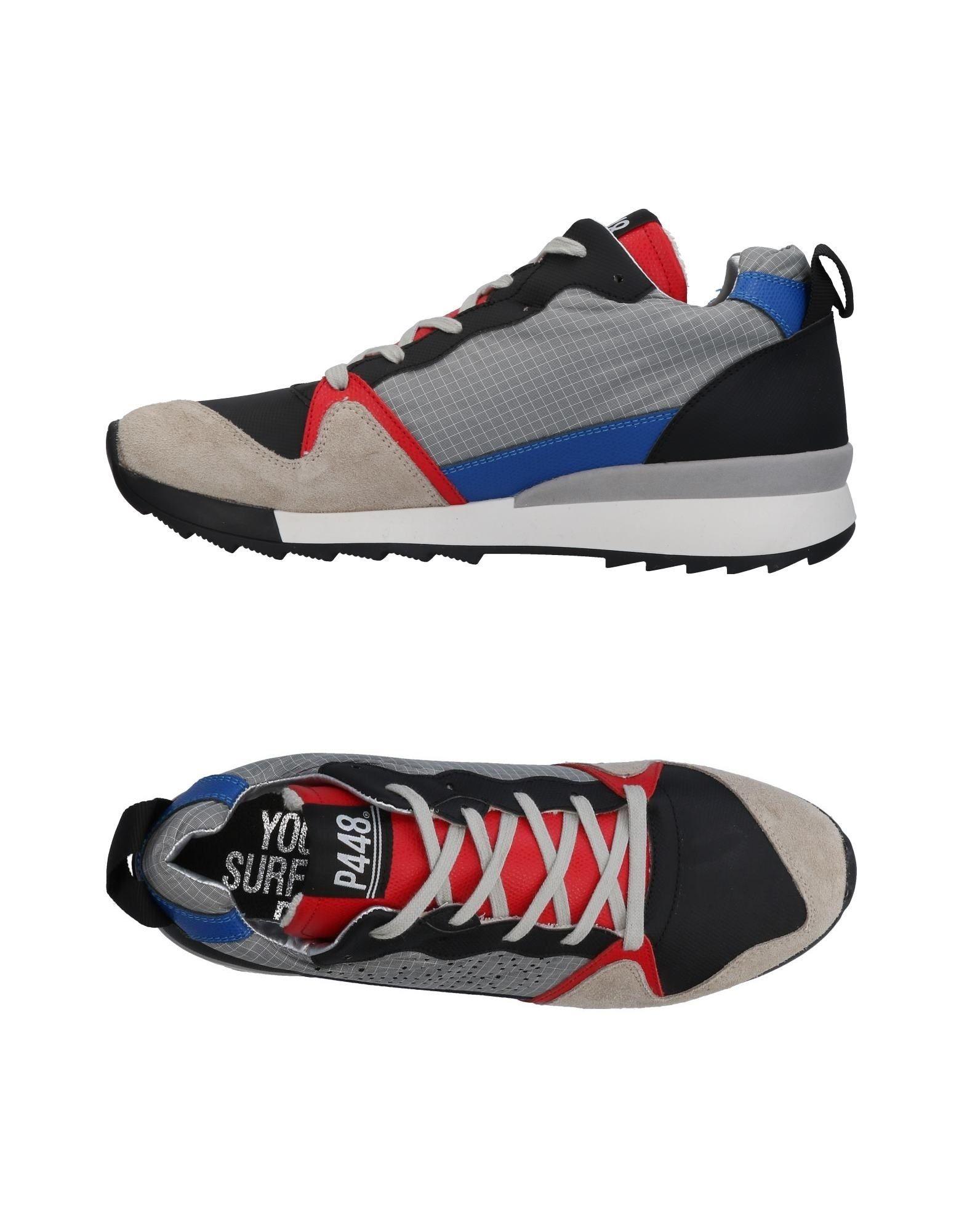 Rabatt echte Schuhe P448 Sneakers Herren  11457178OX