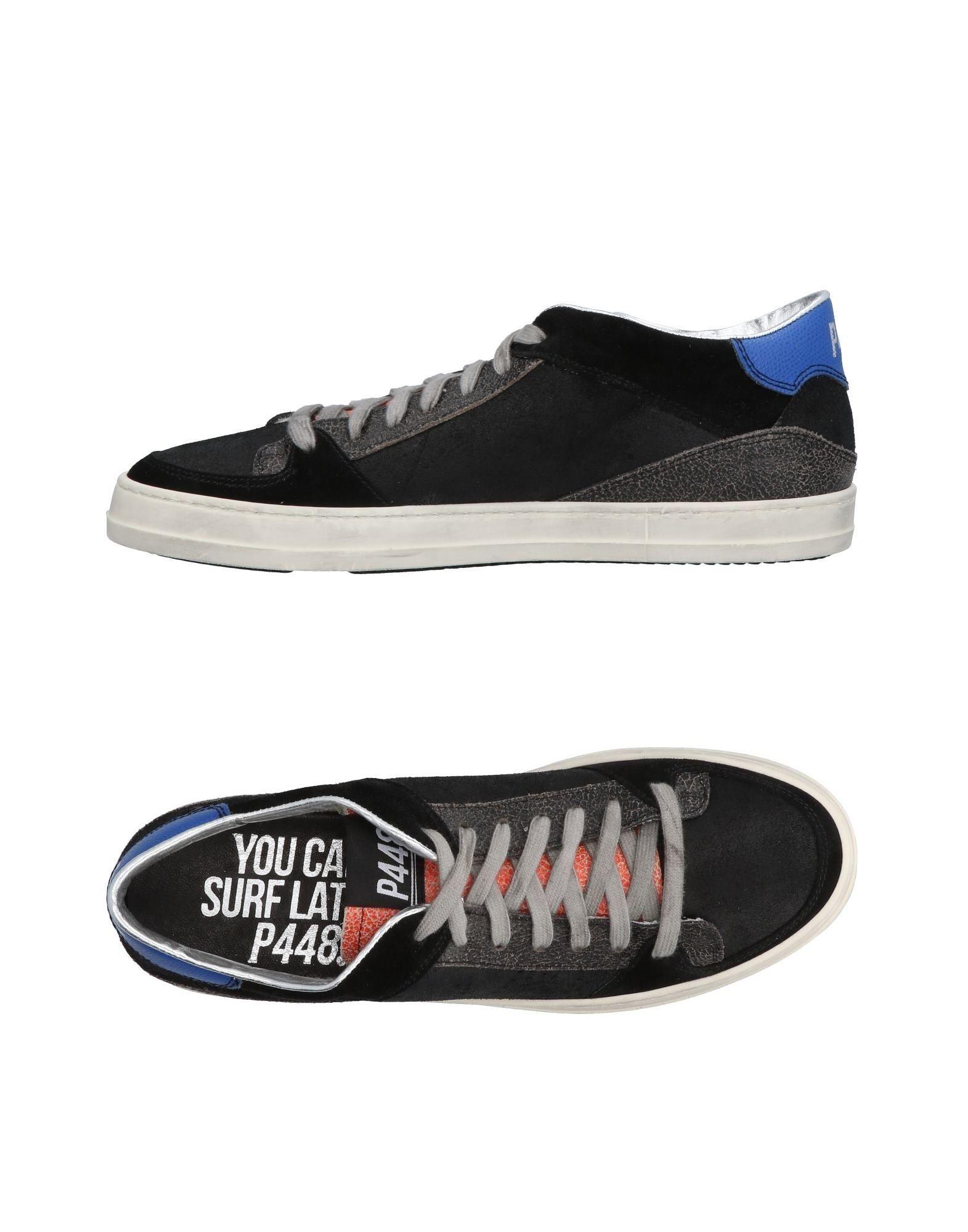 Rabatt echte Schuhe P448 Sneakers Herren  11457196AA