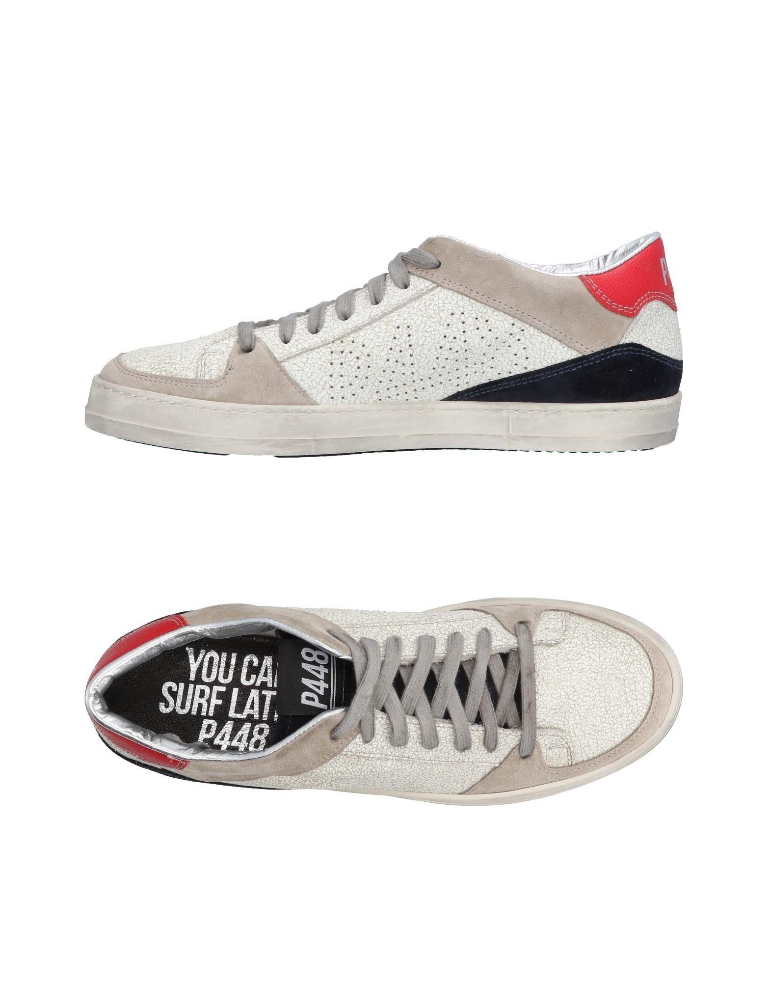 Rabatt echte Schuhe P448 Sneakers Herren  11457212EV