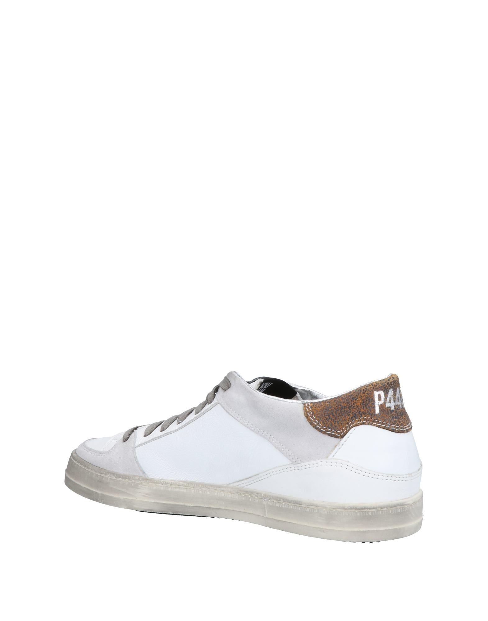 Rabatt Schuhe echte Schuhe Rabatt P448 Sneakers Herren  11457218TB f413b6
