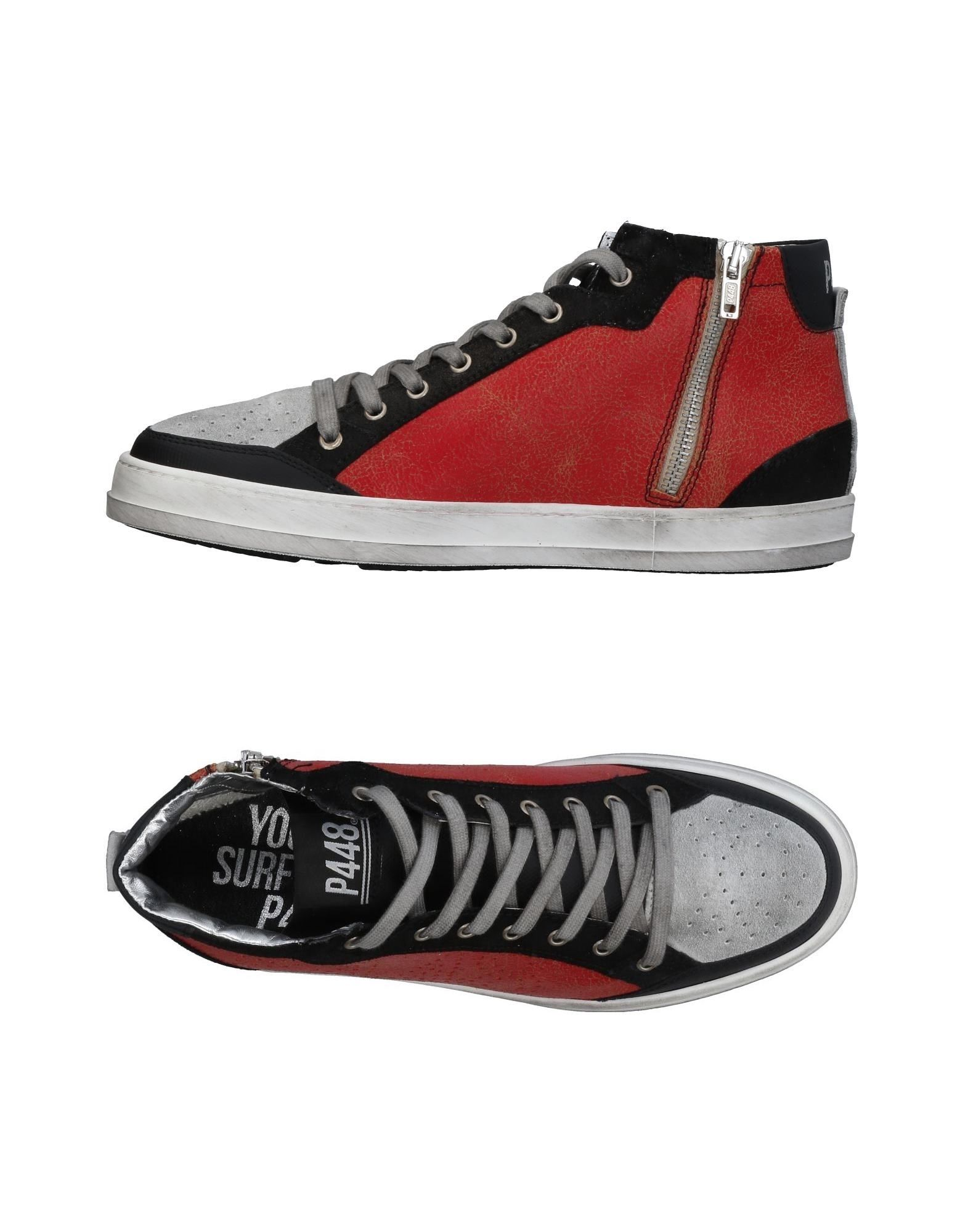 Moda Sneakers P448 Uomo - 11457220WG