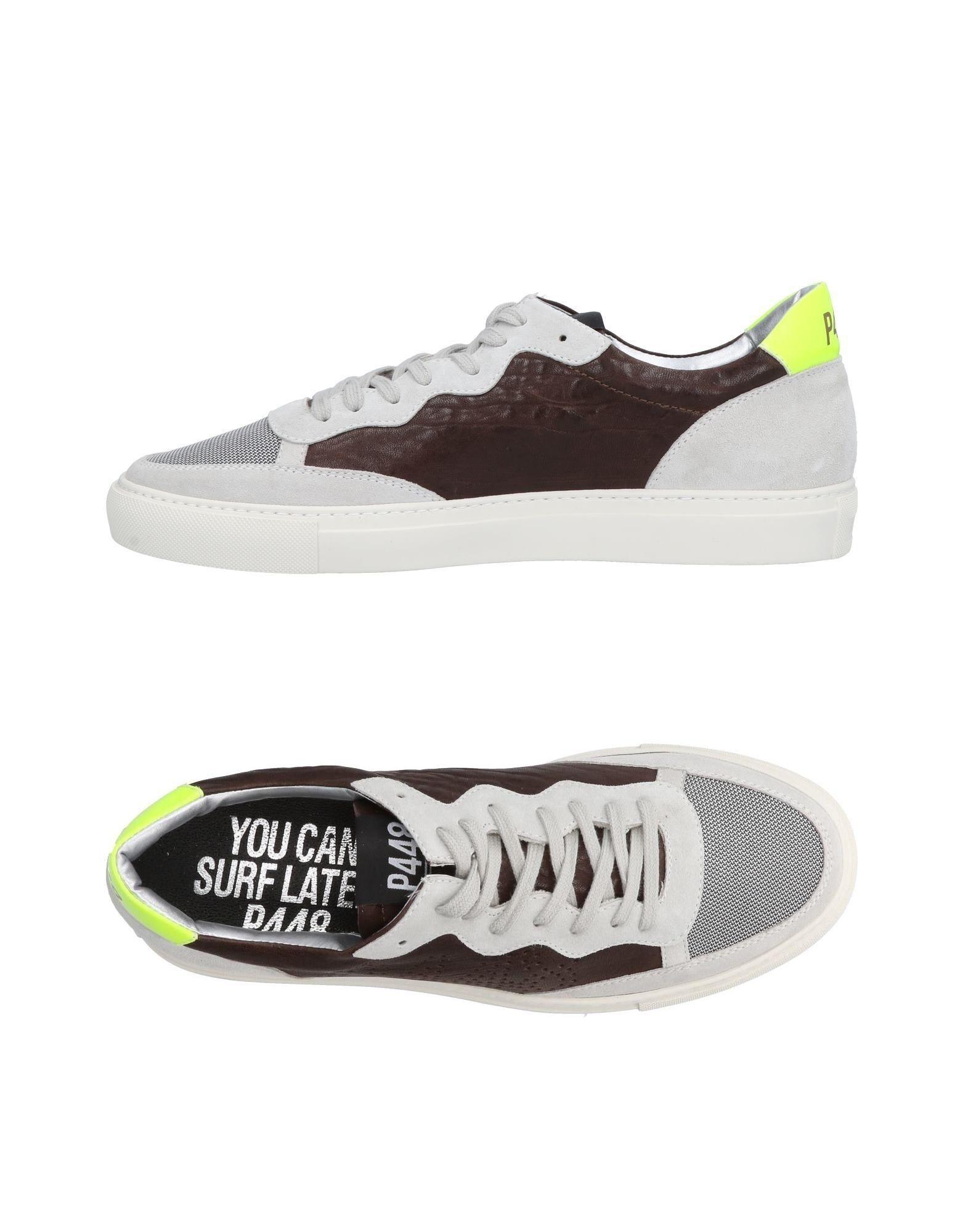 Moda Sneakers P448 Uomo - 11457227AN