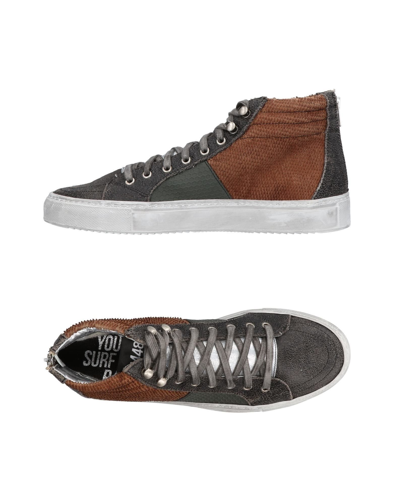 Rabatt echte Schuhe P448 Sneakers Herren  11457249OB