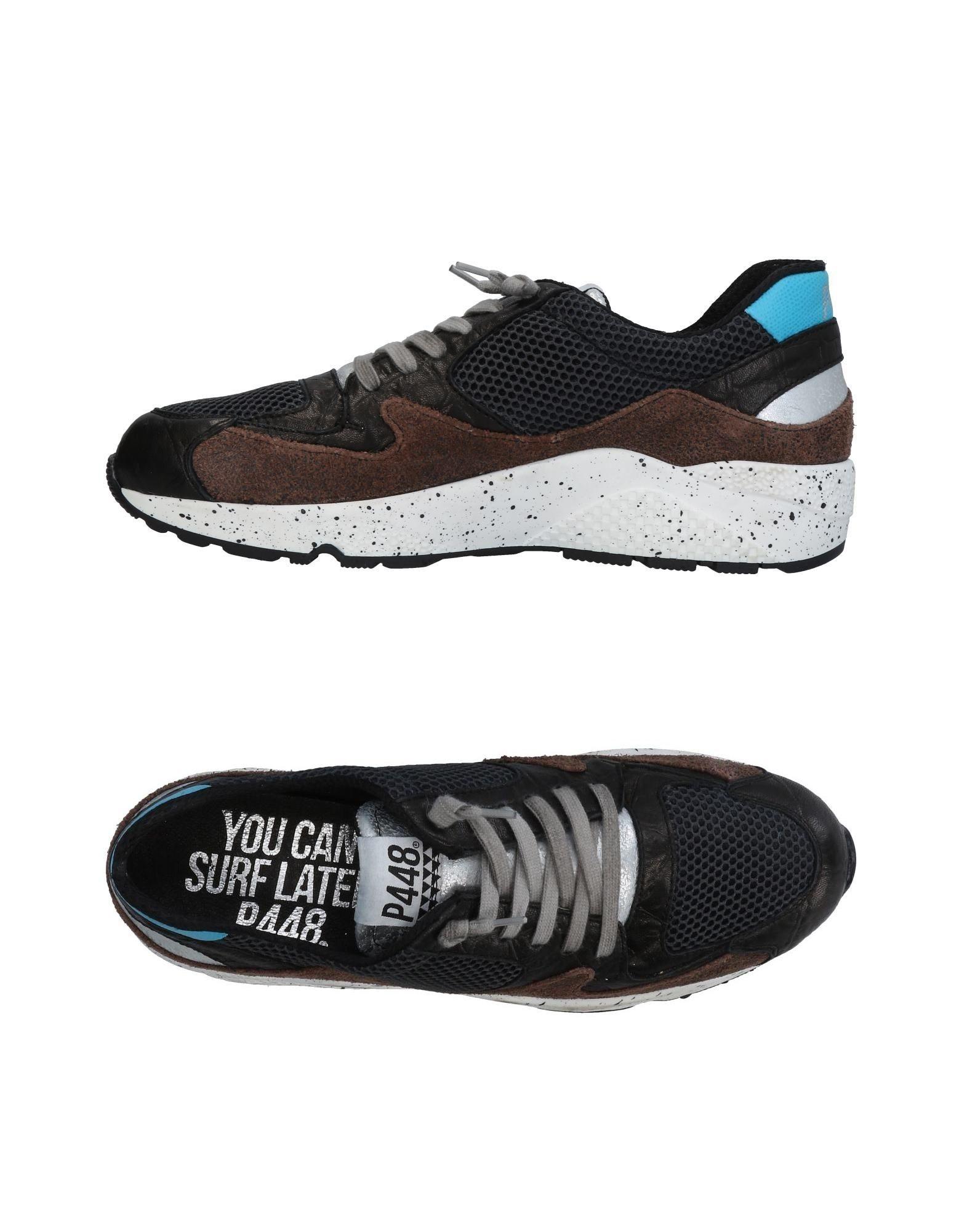 Moda Sneakers Sneakers Moda P448 Uomo - 11457252DD 849870