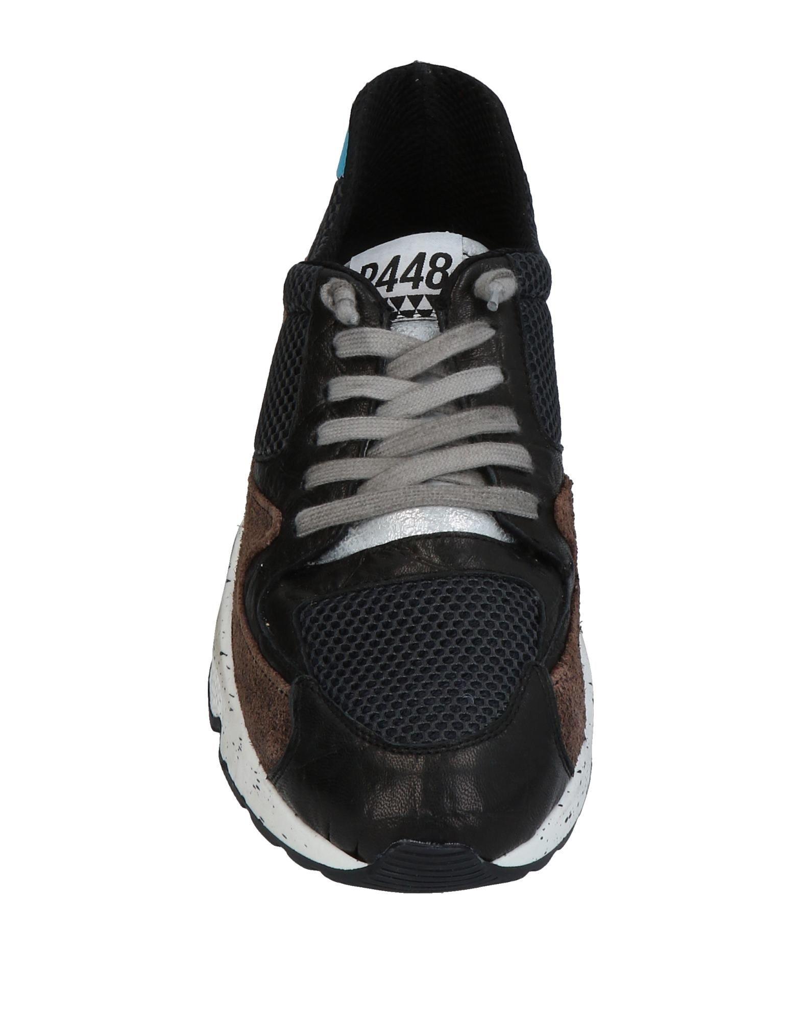 Rabatt echte Schuhe P448  Sneakers Herren  P448 11457252DD 08084f