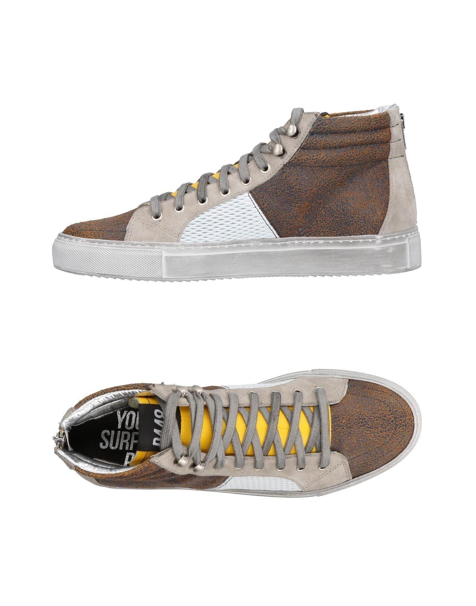 Rabatt echte Schuhe P448 Sneakers Herren  11457255WE