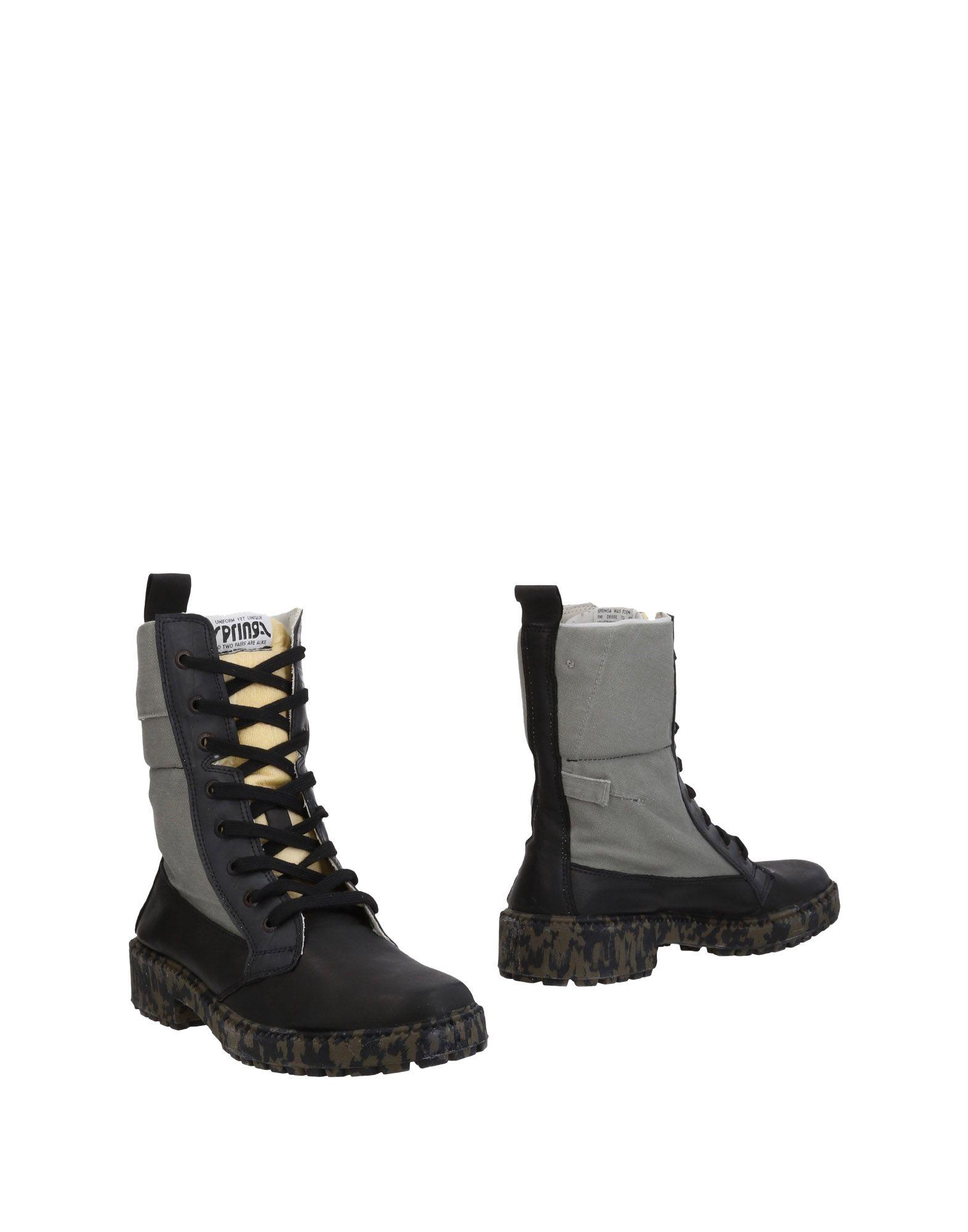 Rabatt echte  Schuhe Springa Stiefelette Herren  echte 11457261WC aa6026