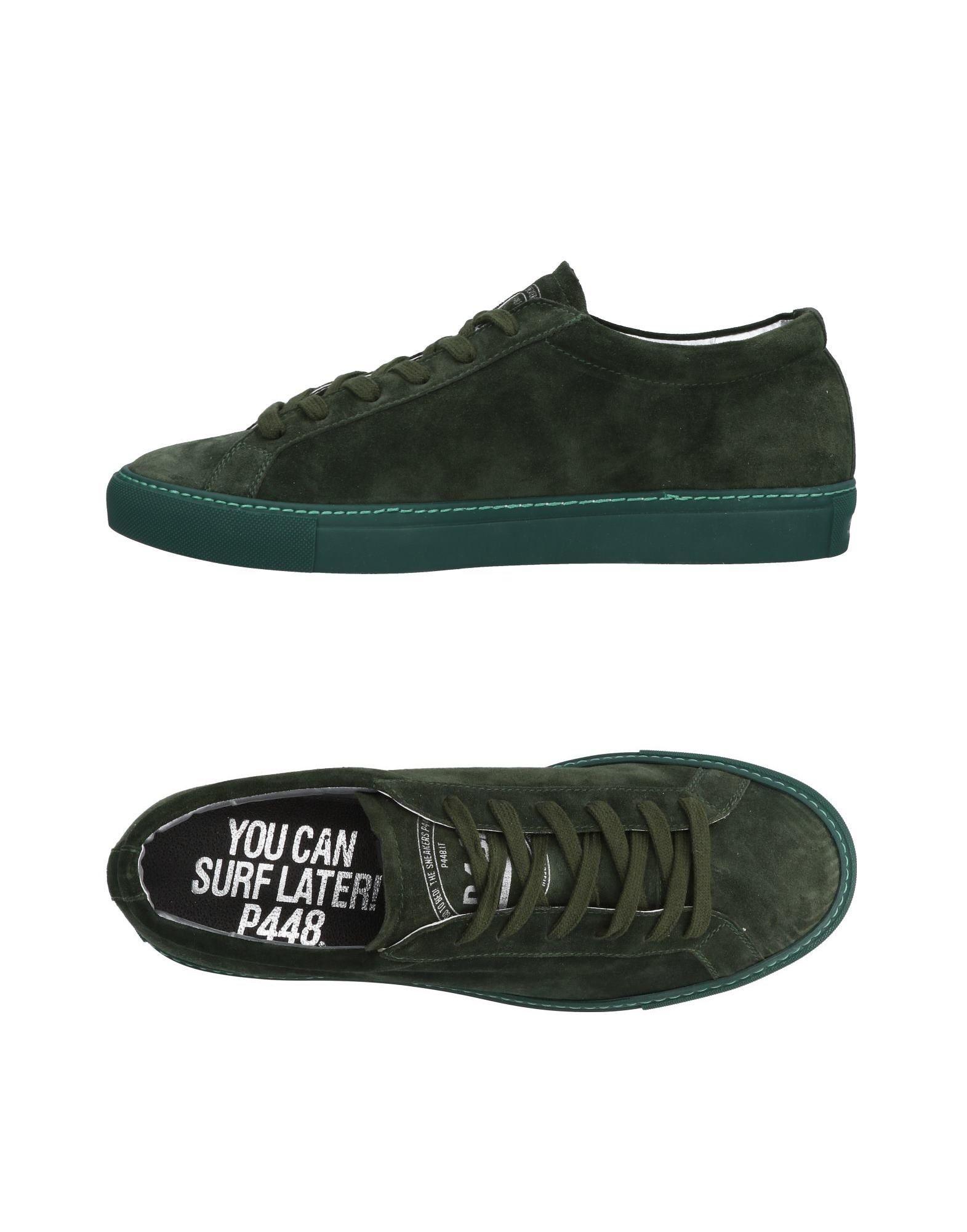 Rabatt echte Herren Schuhe P448 Sneakers Herren echte  11457271CM 3284dc