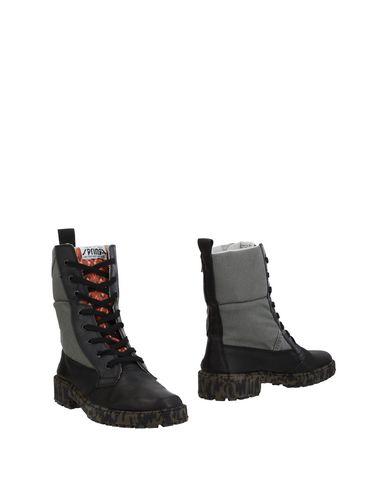 Zapatos con descuento Botines Botín Springa Hombre - Botines descuento Springa - 11457272VH Negro 7931ca