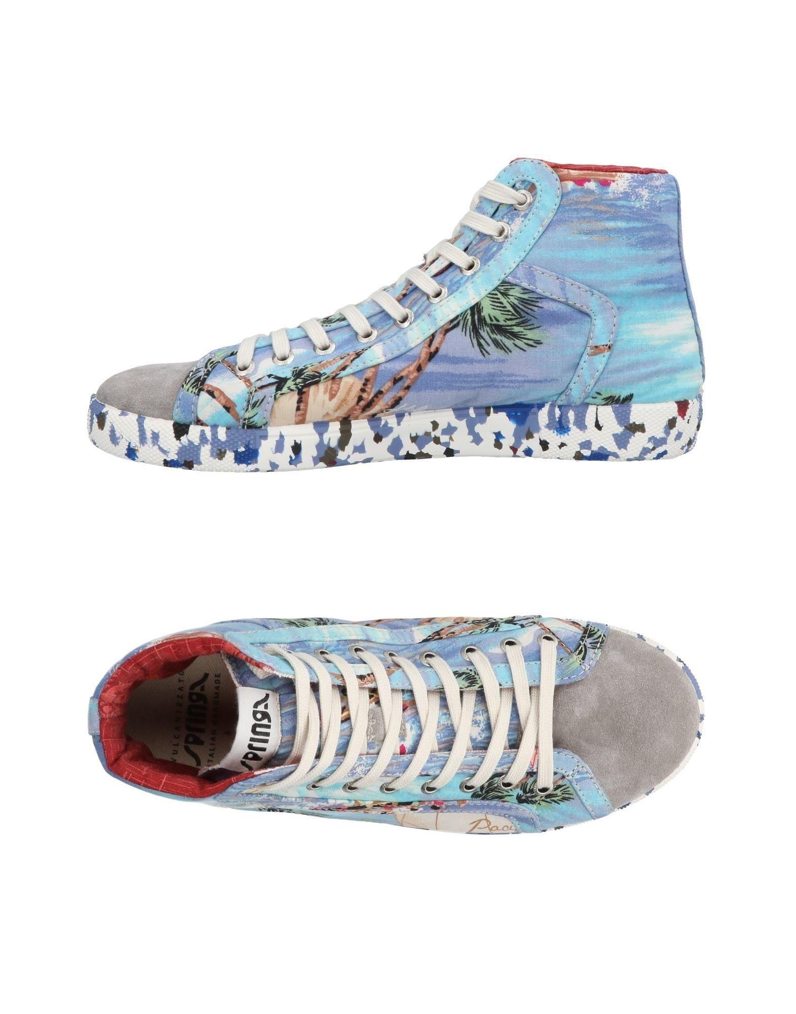 Rabatt Herren echte Schuhe Springa Sneakers Herren Rabatt  11457304DW 442774