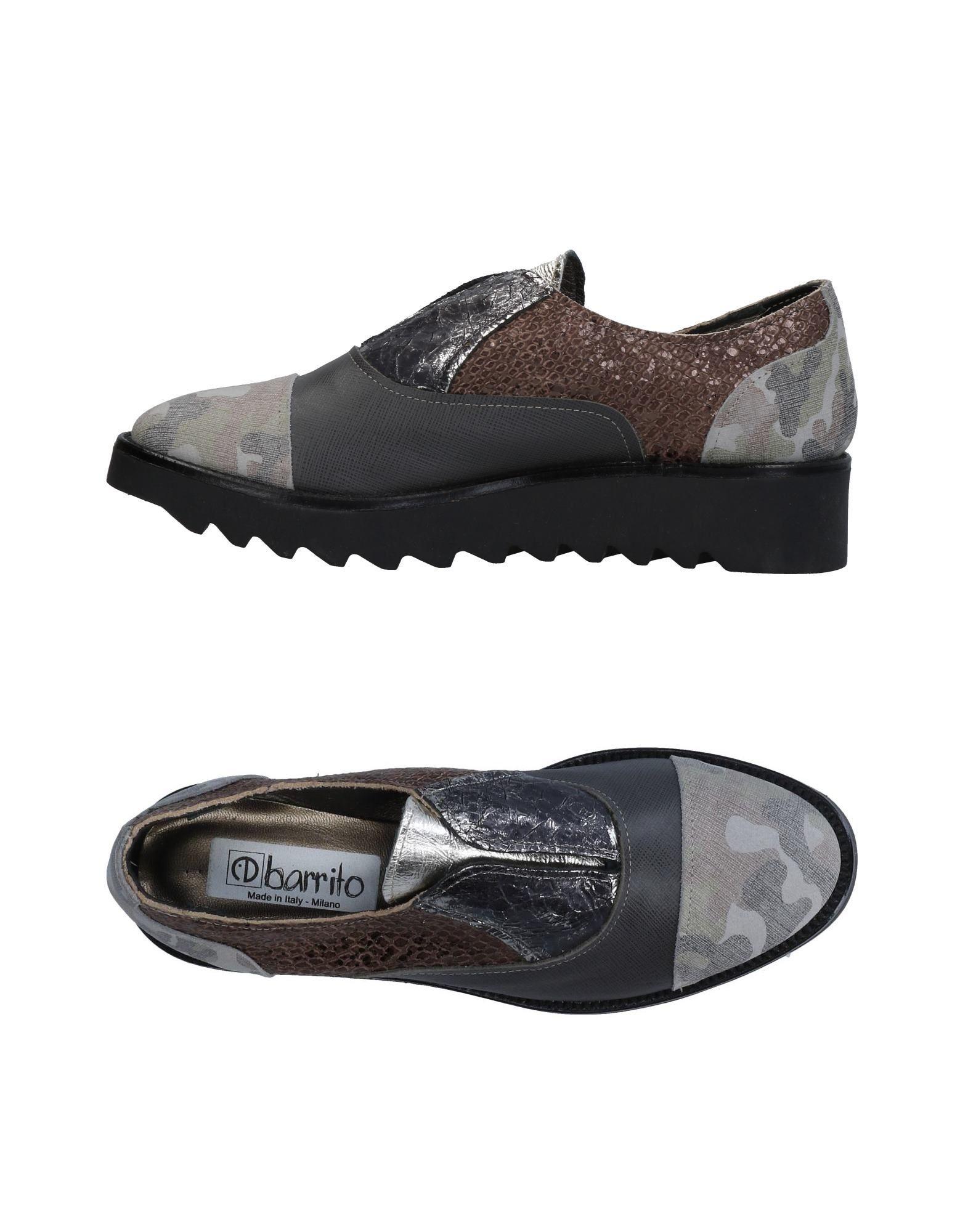Ebarrito Mokassins Damen  11457308HF Gute Qualität beliebte Schuhe