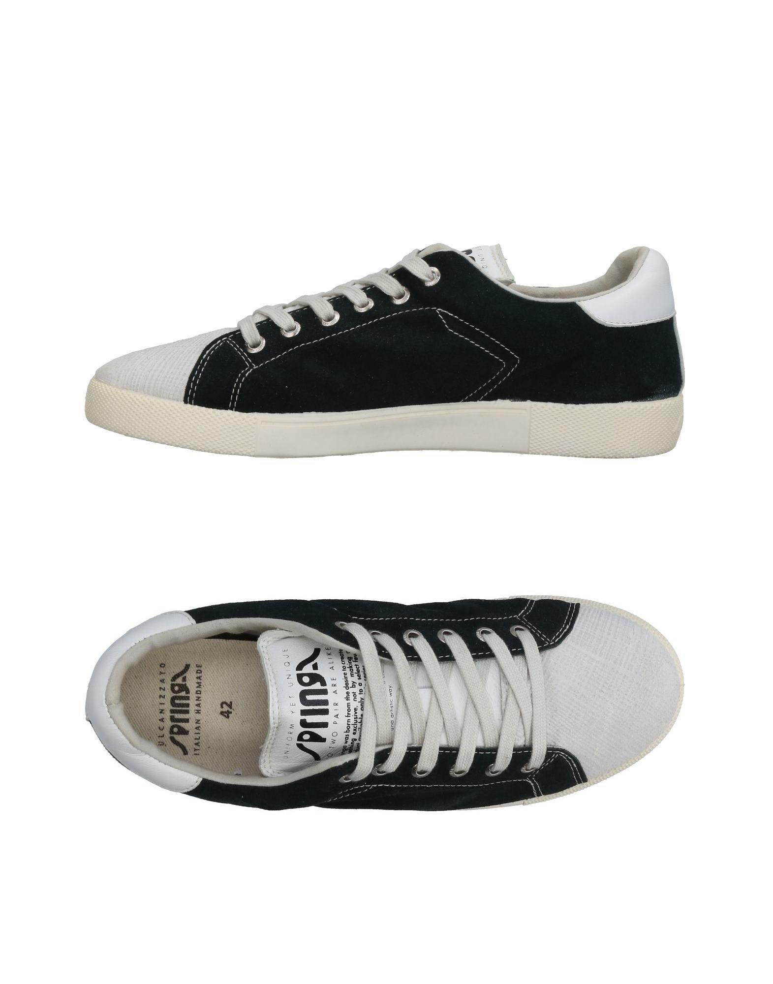 Rabatt echte Schuhe Springa Sneakers Herren  11457321WL