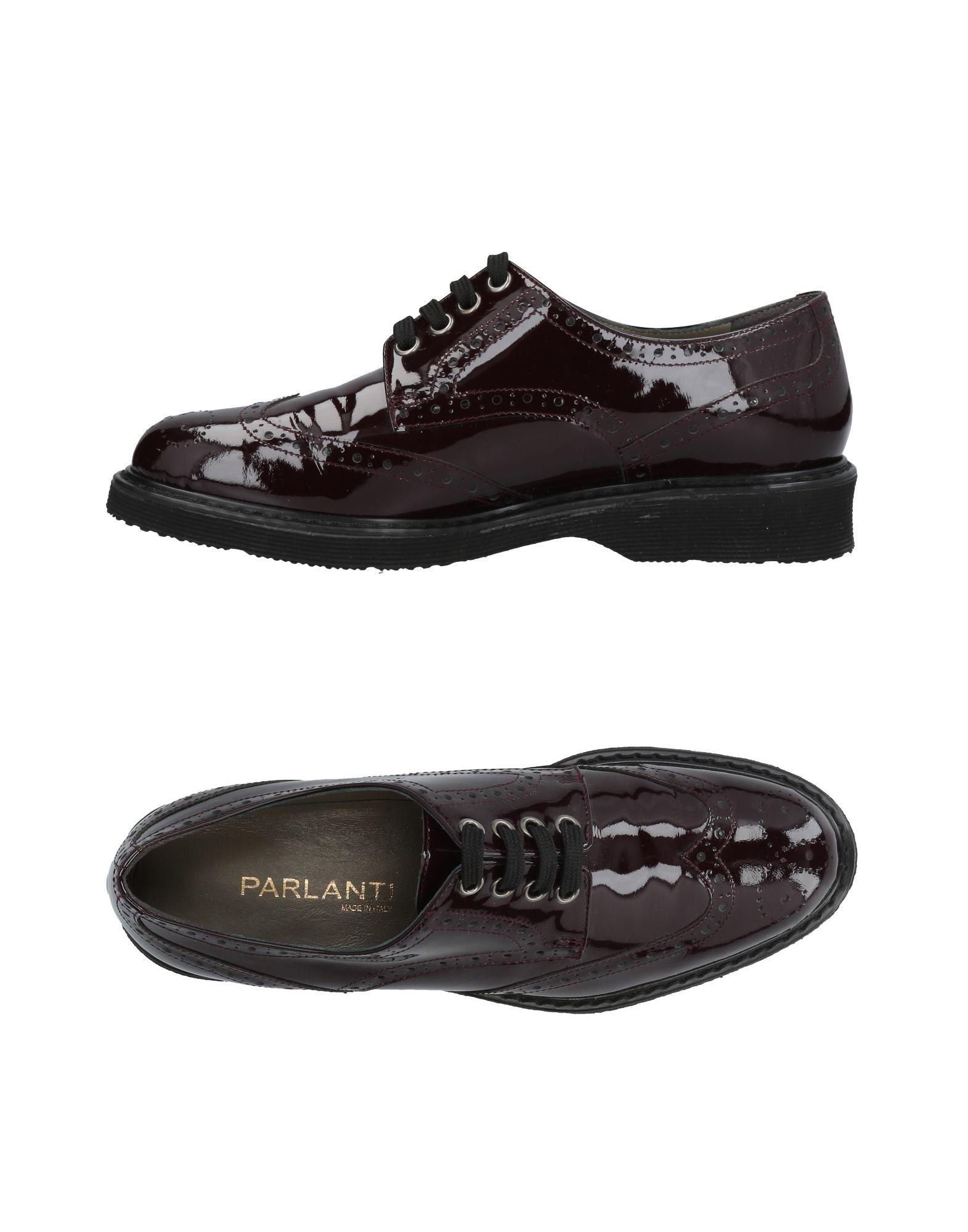 Stilvolle billige Schuhe Parlanti Schnürschuhe Damen  11457333EH