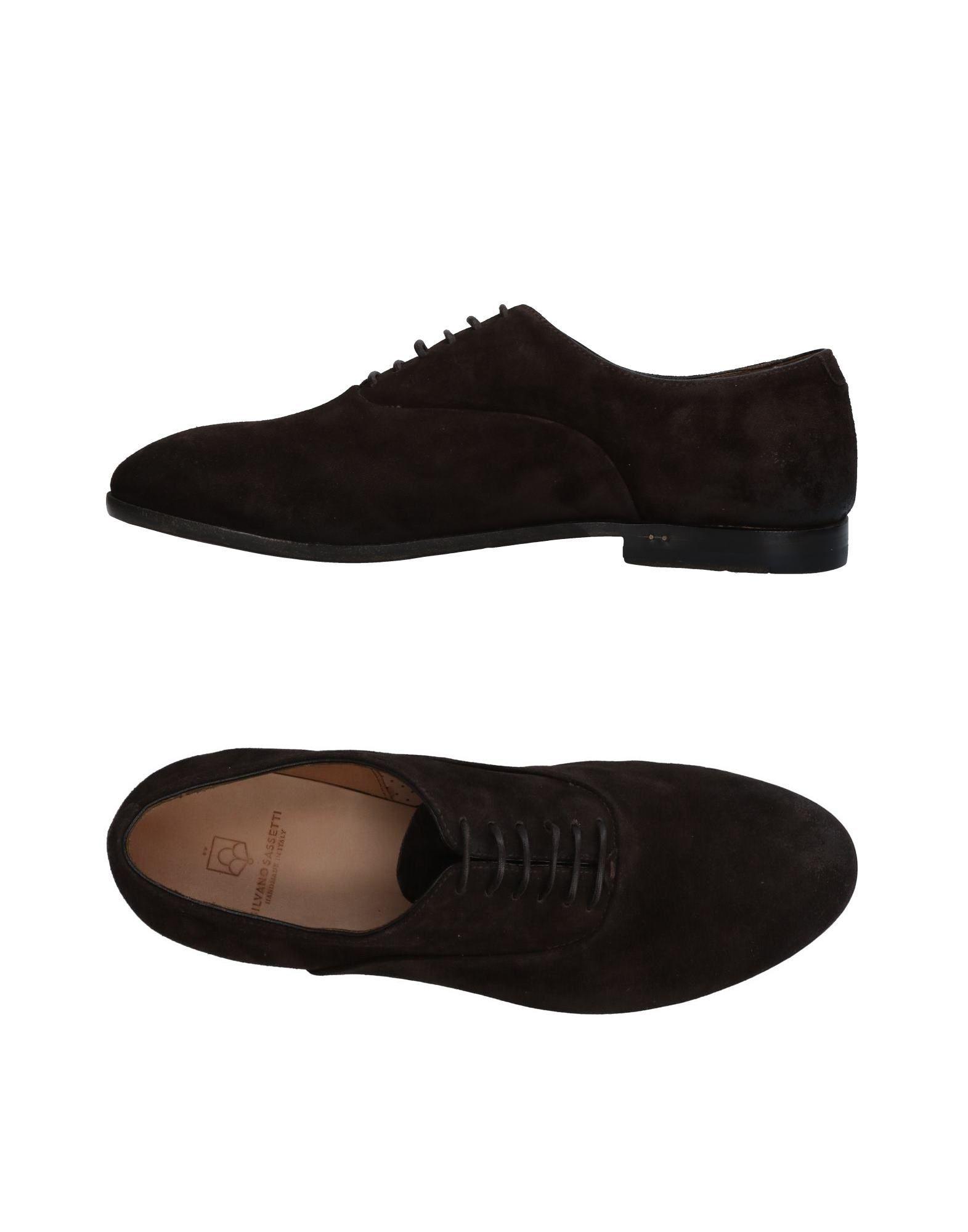 Silvano Sassetti Schnürschuhe Herren  11457344KB Gute Qualität beliebte Schuhe