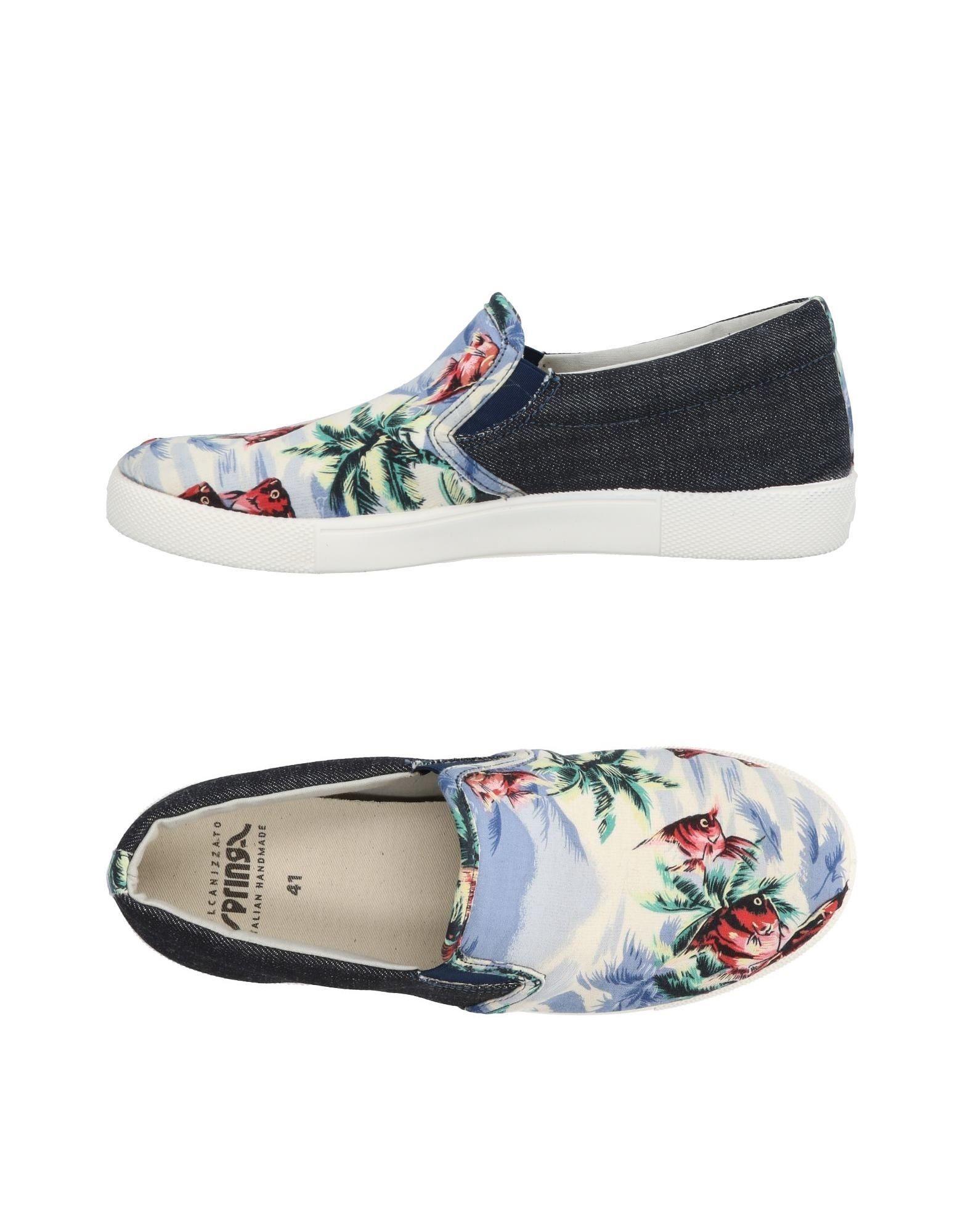 Rabatt echte Schuhe Springa Sneakers Herren  11457398EF
