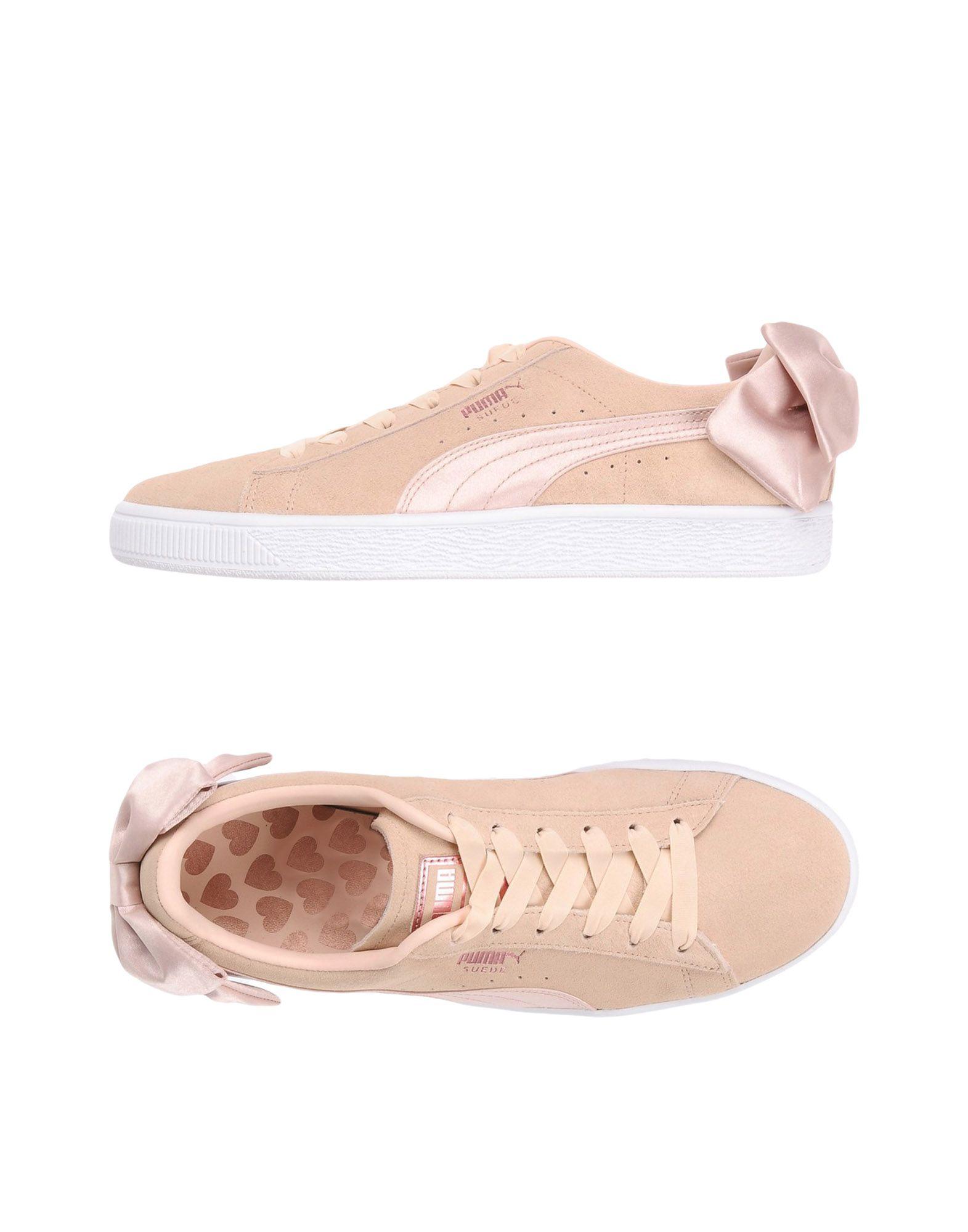Sneakers Puma Suede Bow Valentine - Donna - Acquista online su