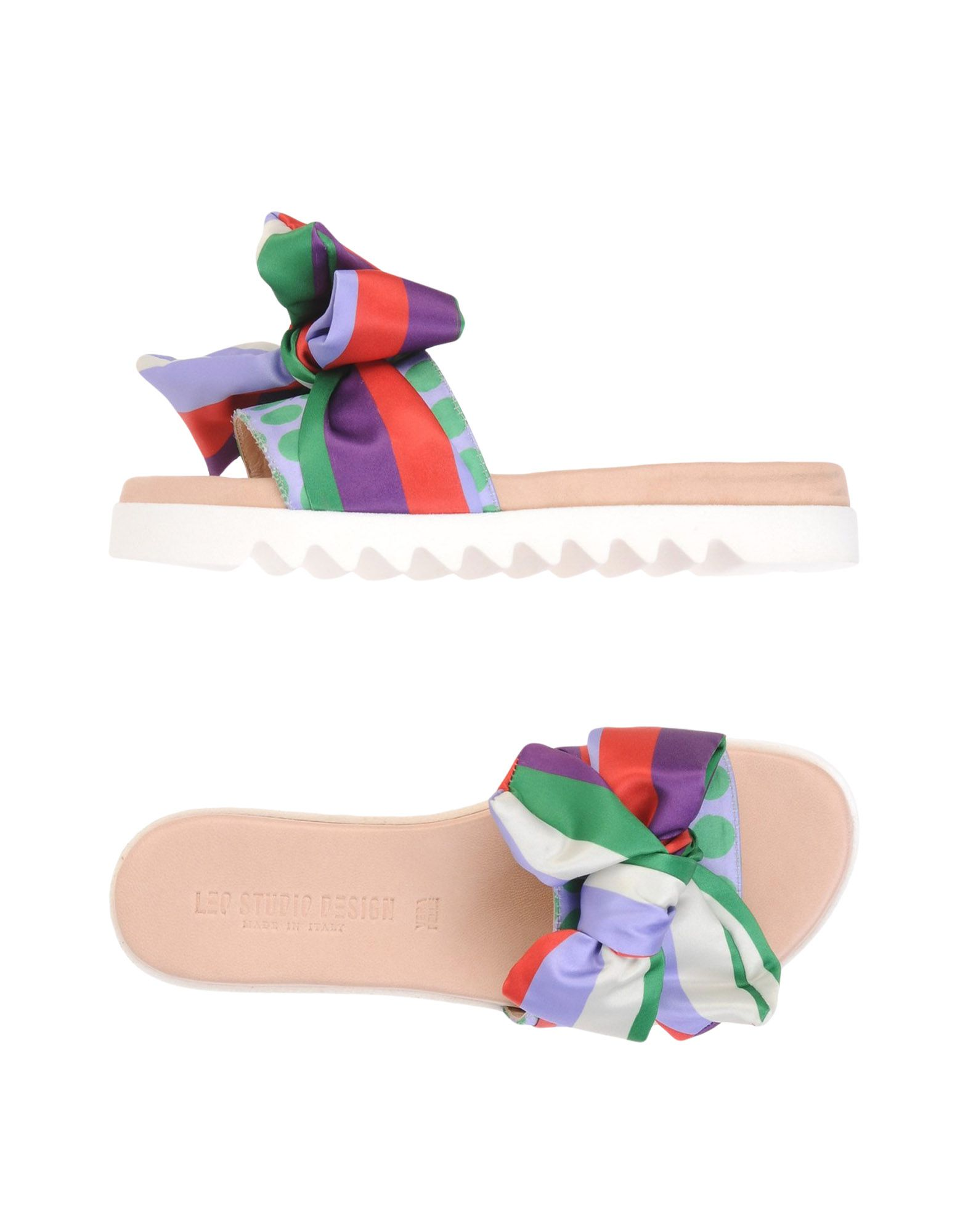 Leo Studio Design Sandals Bow Platform Slide - Sandals Design - Women Leo Studio Design Sandals online on  United Kingdom - 11457431SE 6676a1