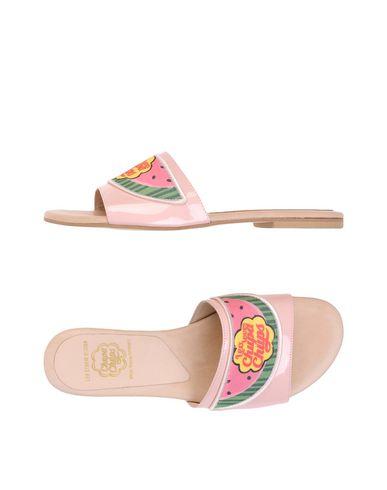 Los zapatos más populares para hombres y mujeres Sandalia Leo Studio Design Slipper - Mujer - Sandalias Leo Studio Design   - 11457463BF Rosa claro