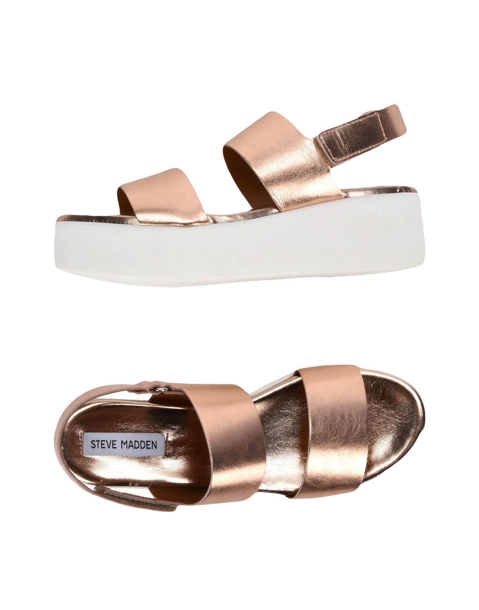 Steve Madden Rachel Sandal  11457496WD Gute Qualität beliebte Schuhe