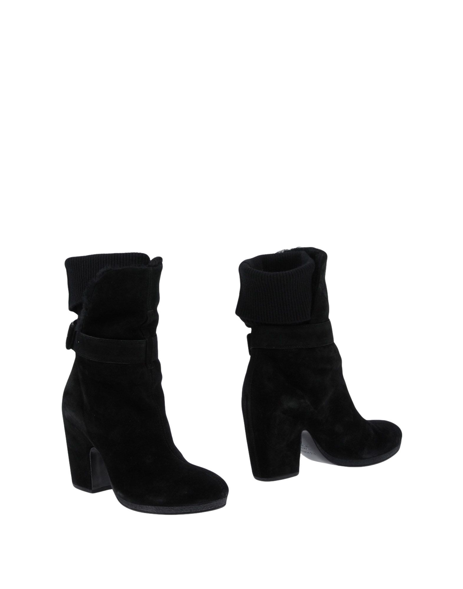 Vic Matiē Stiefelette Damen  11457508BXGut aussehende strapazierfähige Schuhe
