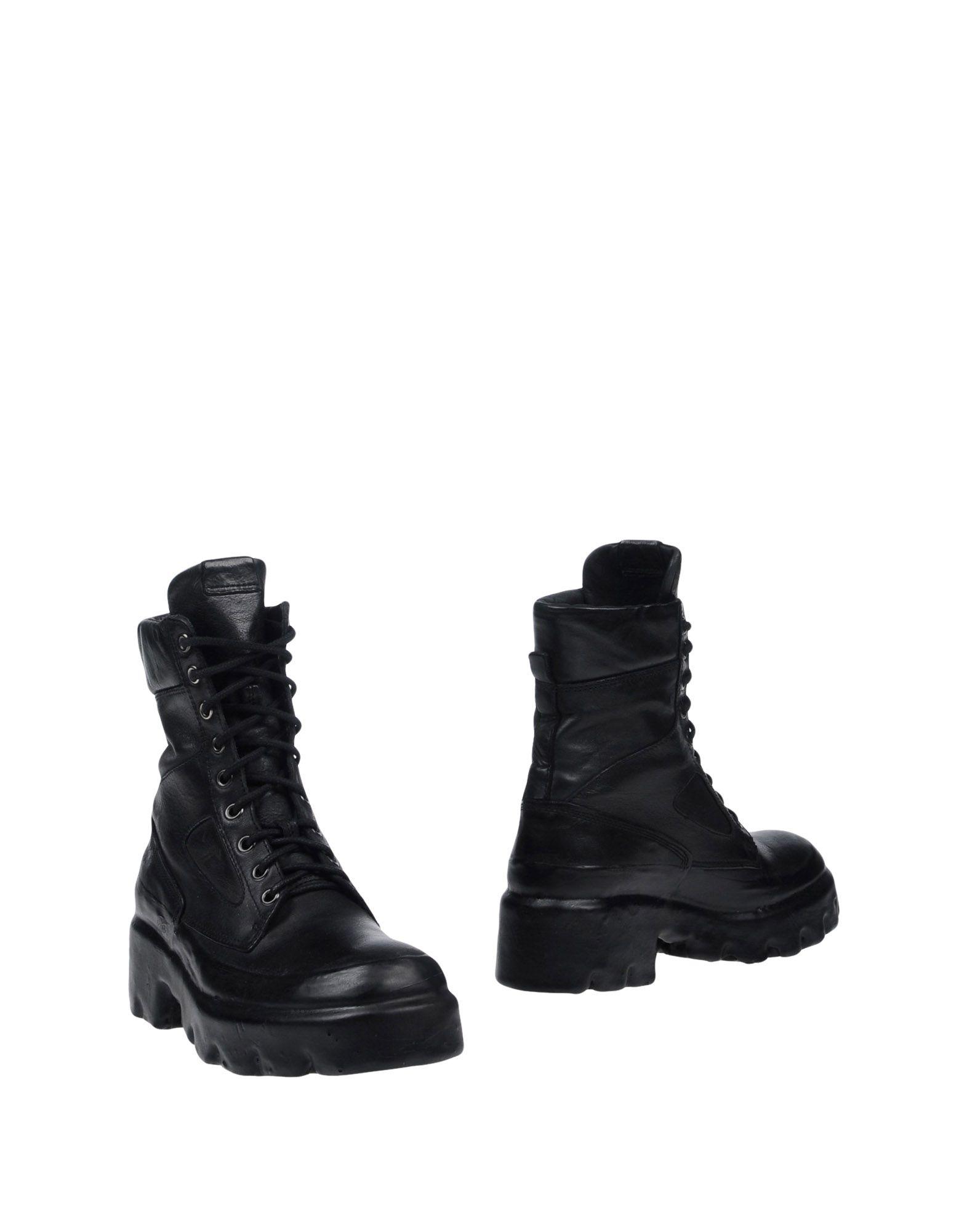 Stilvolle billige Schuhe Rubber Soul Stiefelette Damen  11457531OM