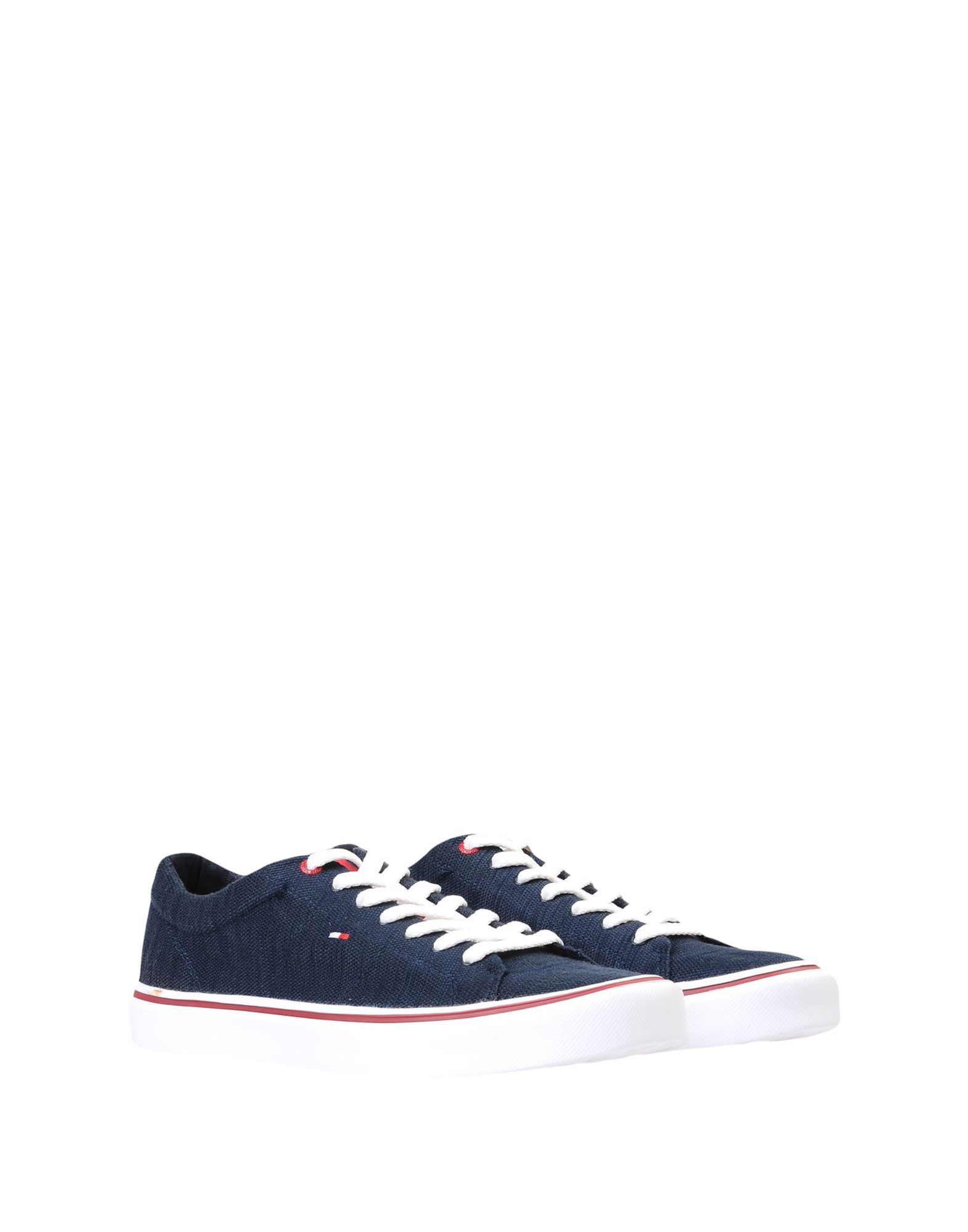 Sneakers Tommy Hilfiger Lightweight Knit Sneaker - Homme - Sneakers Tommy Hilfiger sur