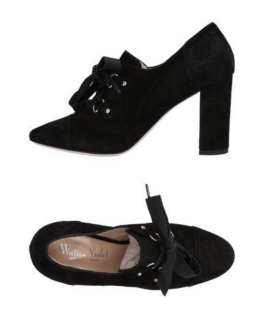 Los últimos zapatos de descuento para hombres y mujeres Zapato De Cordones Walter Violet Mujer - Zapatos De Cordones Walter Violet   - 11457588UM Negro