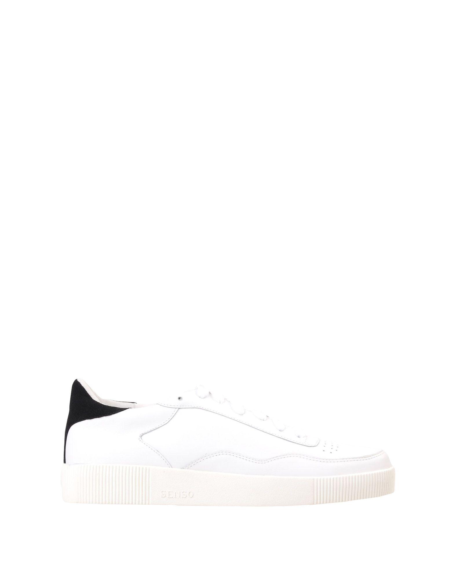 Sneakers Senso Arden Matt Calf / Suede Ebony - Femme - Sneakers Senso sur