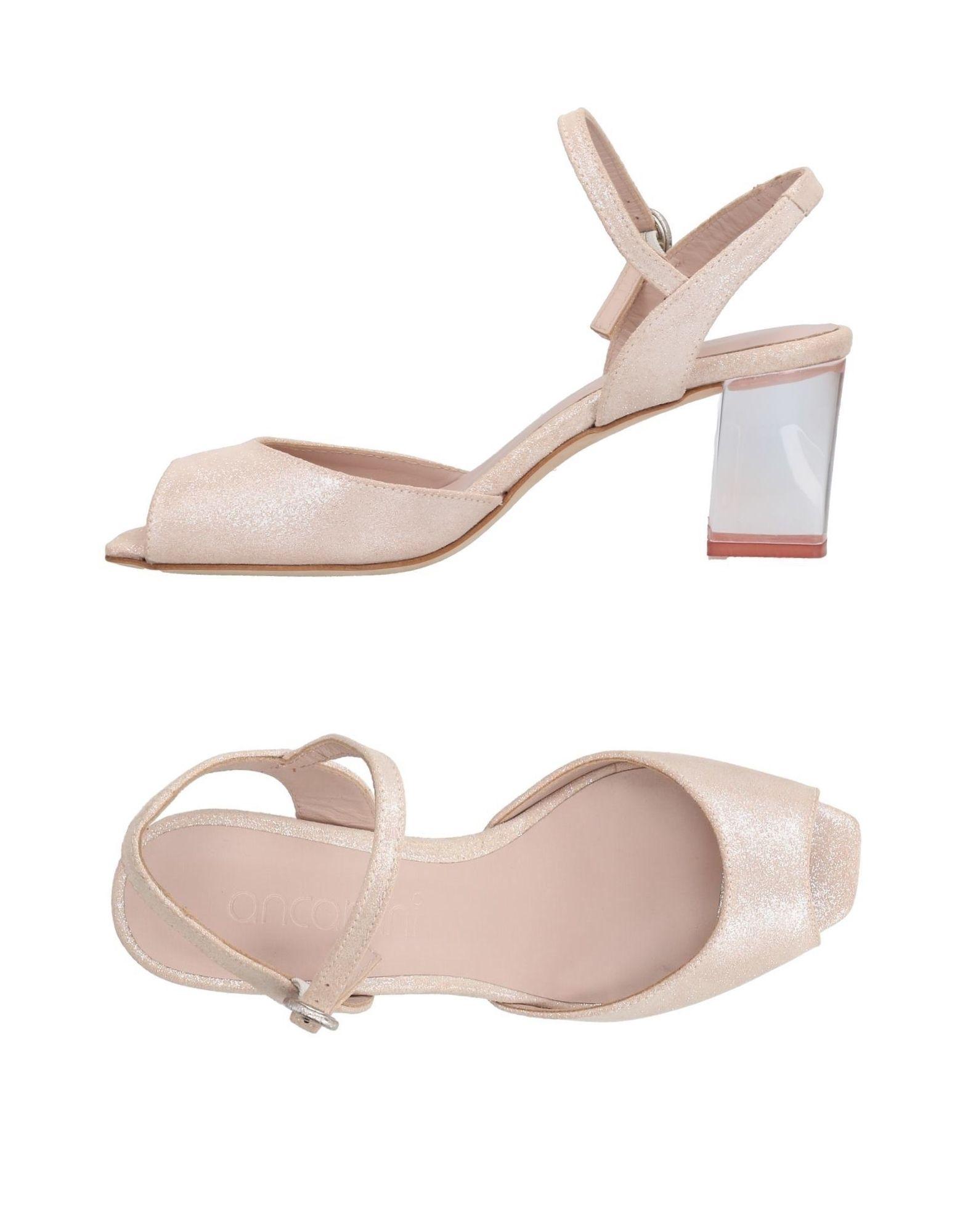 Ancarani Sandalen beliebte Damen 11457712JH Gute Qualität beliebte Sandalen Schuhe cd6ff4