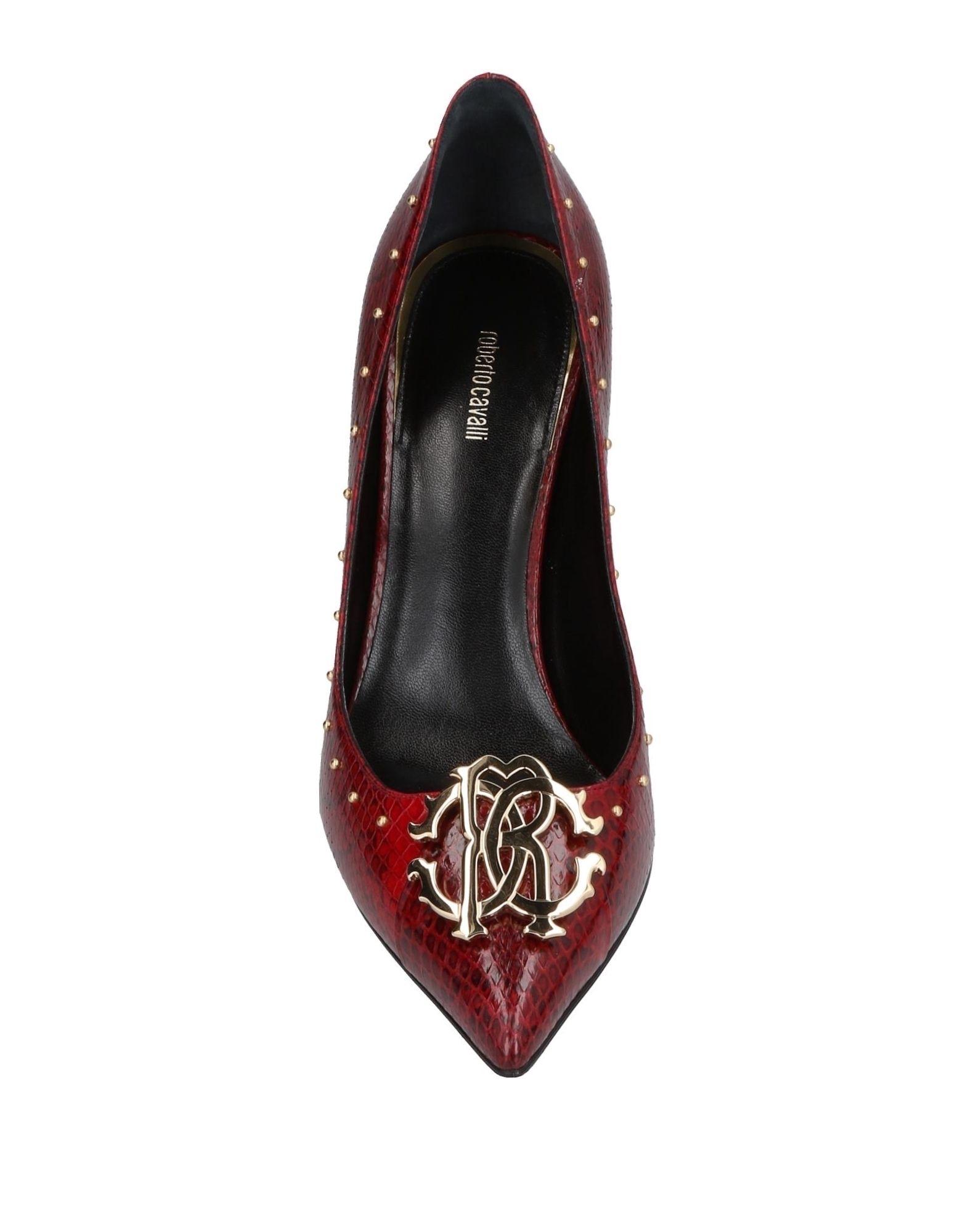 Roberto Cavalli gut Pumps Damen  11457720GVGünstige gut Cavalli aussehende Schuhe 1cd183