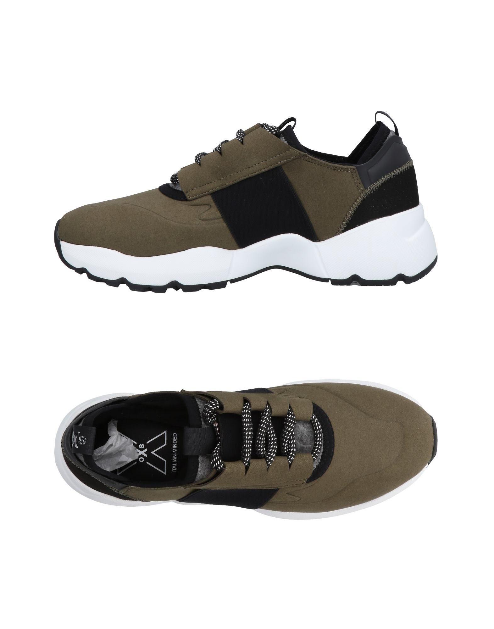 Rabatt echte Schuhe O.X.S. Sneakers Herren  11457733BA