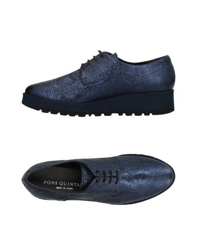 Zapato De Cordones Pons Quintana Mujer - Zapatos - De Cordones Pons Quintana - Zapatos 11457769VA Azul marino 38348e