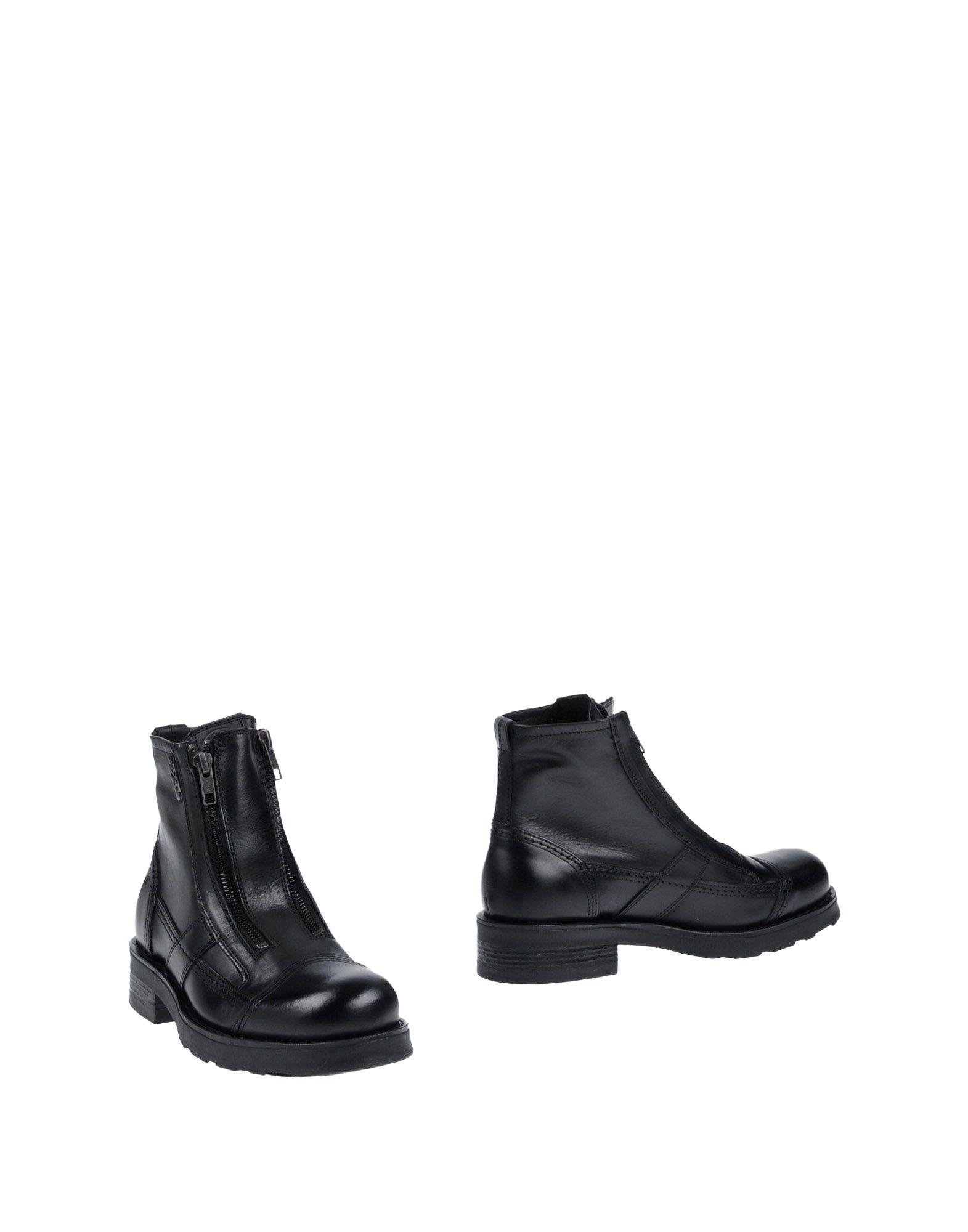 Gut um billige Schuhe  zu tragenO.X.S. Stiefelette Damen  Schuhe 11457842LF 5fb827