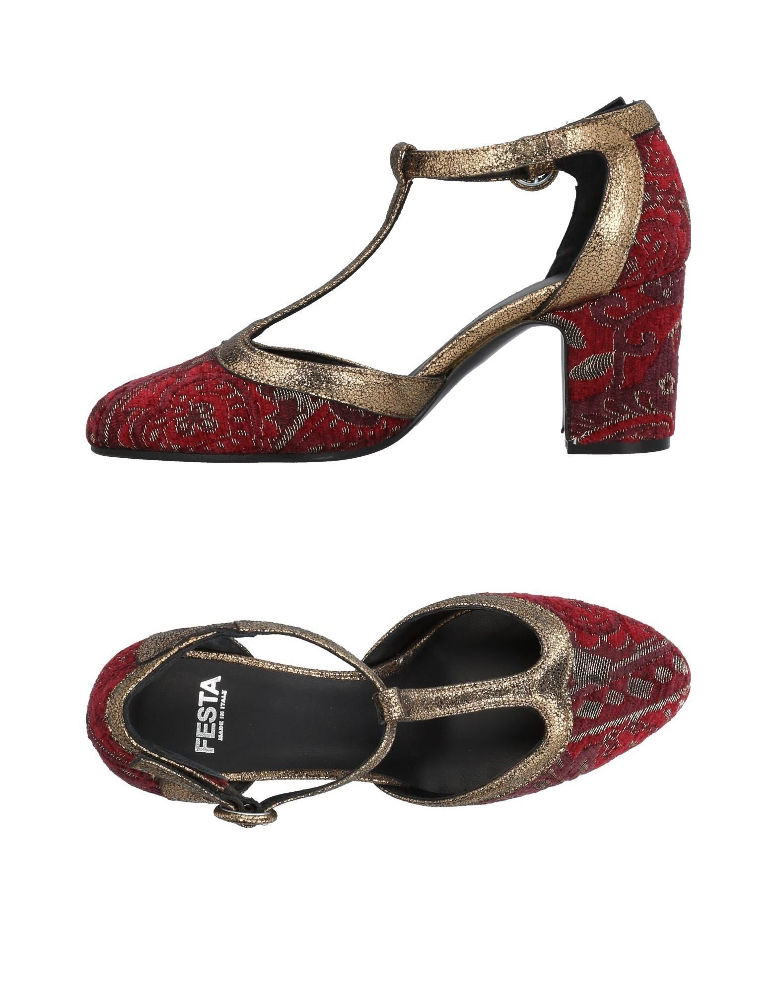 Nuevos zapatos para hombres y mujeres, descuento descuento descuento por tiempo limitado Zapato De Salón Festa Milano Mujer - Salones Festa Milano  Púrpura ee7e95