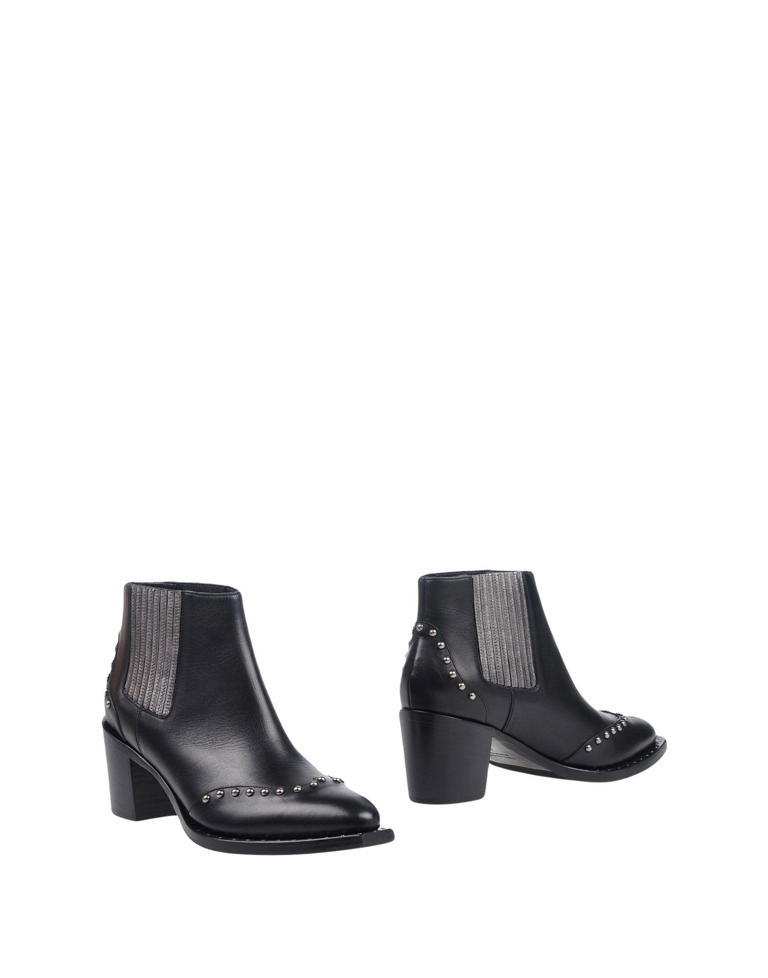 Rabatt Schuhe Alberto Gozzi Chelsea Boots Damen  11457858LW