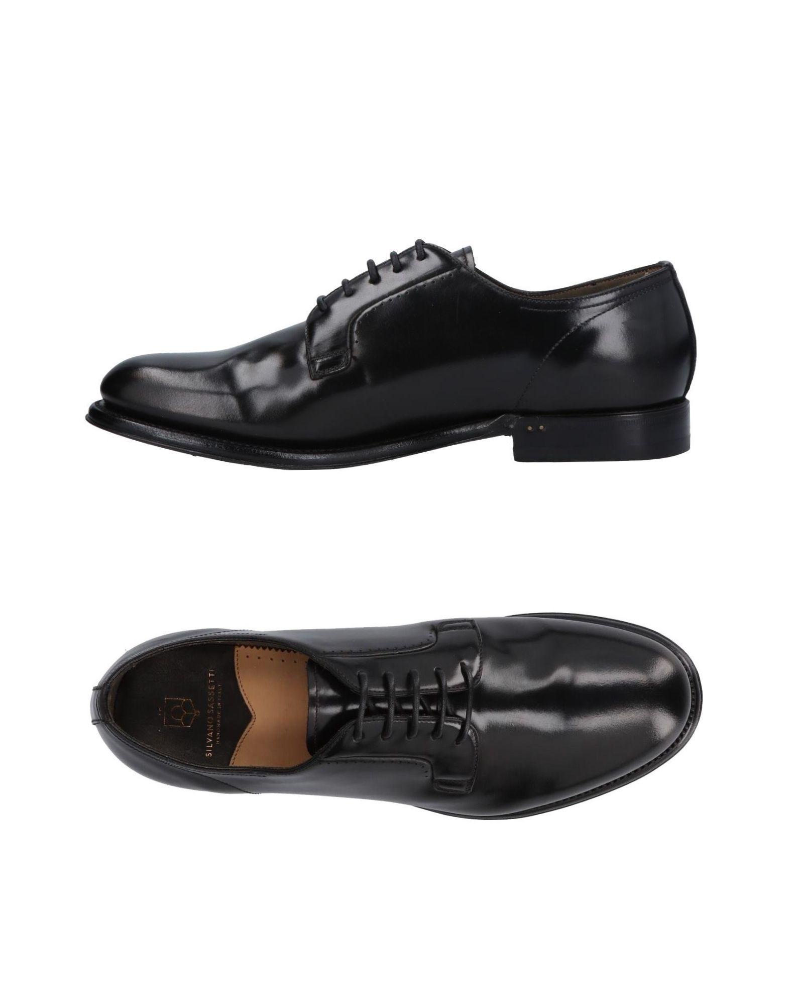 Silvano Sassetti Gute Schnürschuhe Herren  11457924DR Gute Sassetti Qualität beliebte Schuhe 14413a