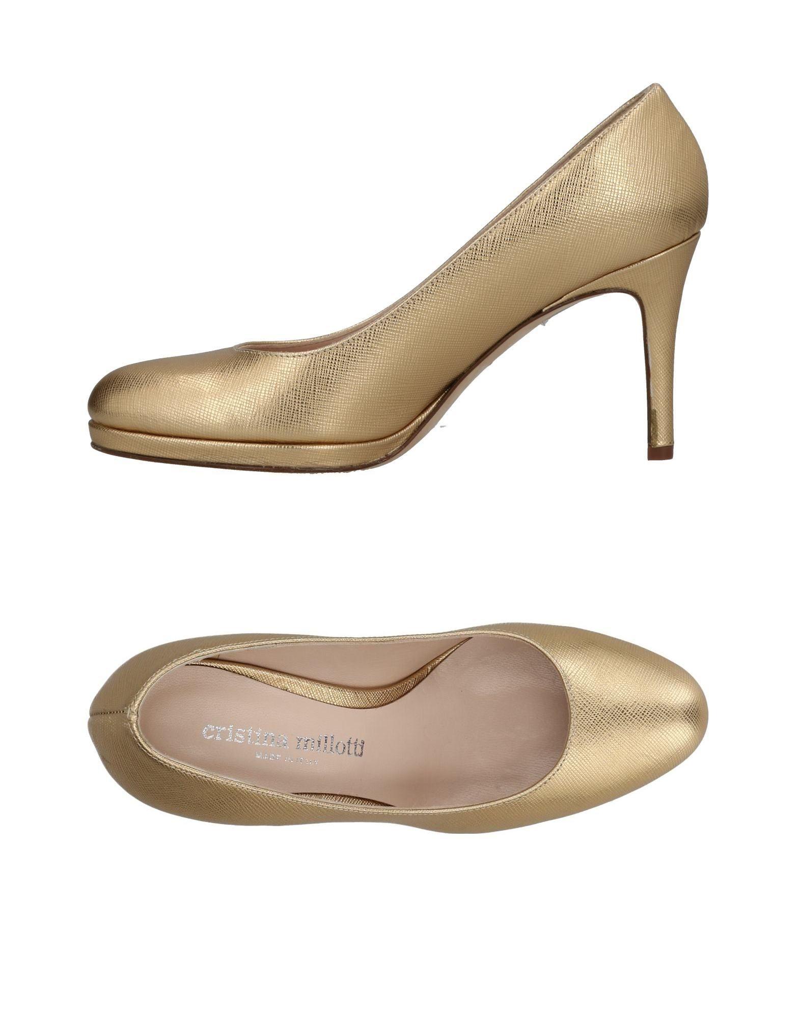 Cristina Pumps Millotti Pumps Cristina Damen  11457929WX Gute Qualität beliebte Schuhe 070afb