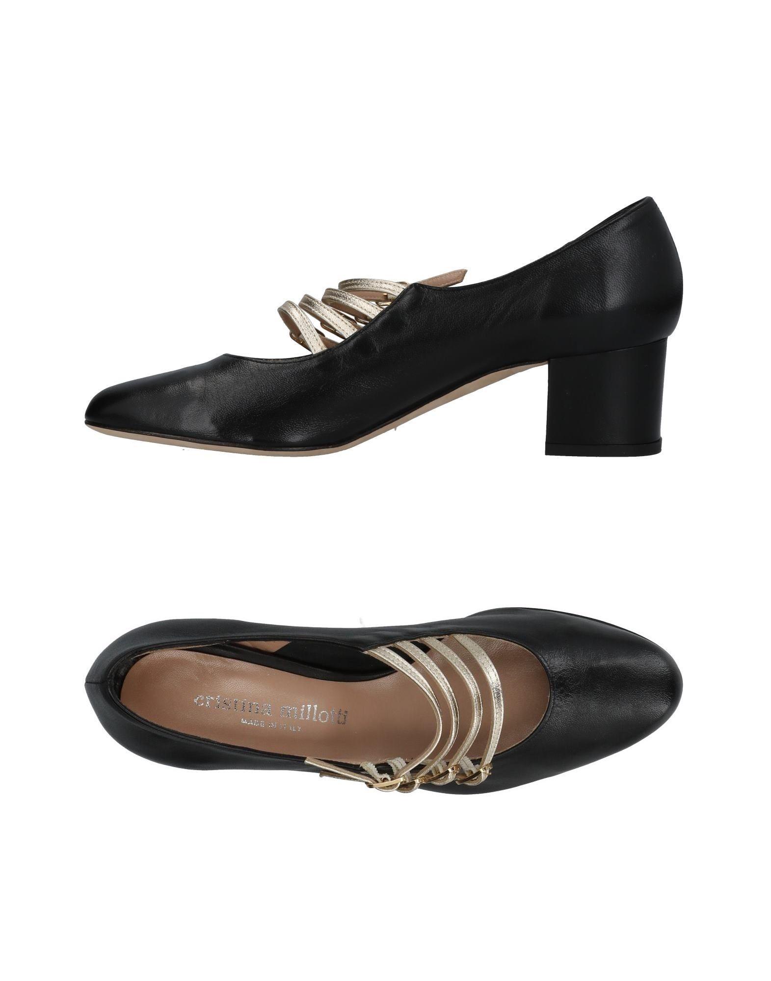Cristina Millotti Pumps Damen  11457933HB Gute Qualität beliebte Schuhe