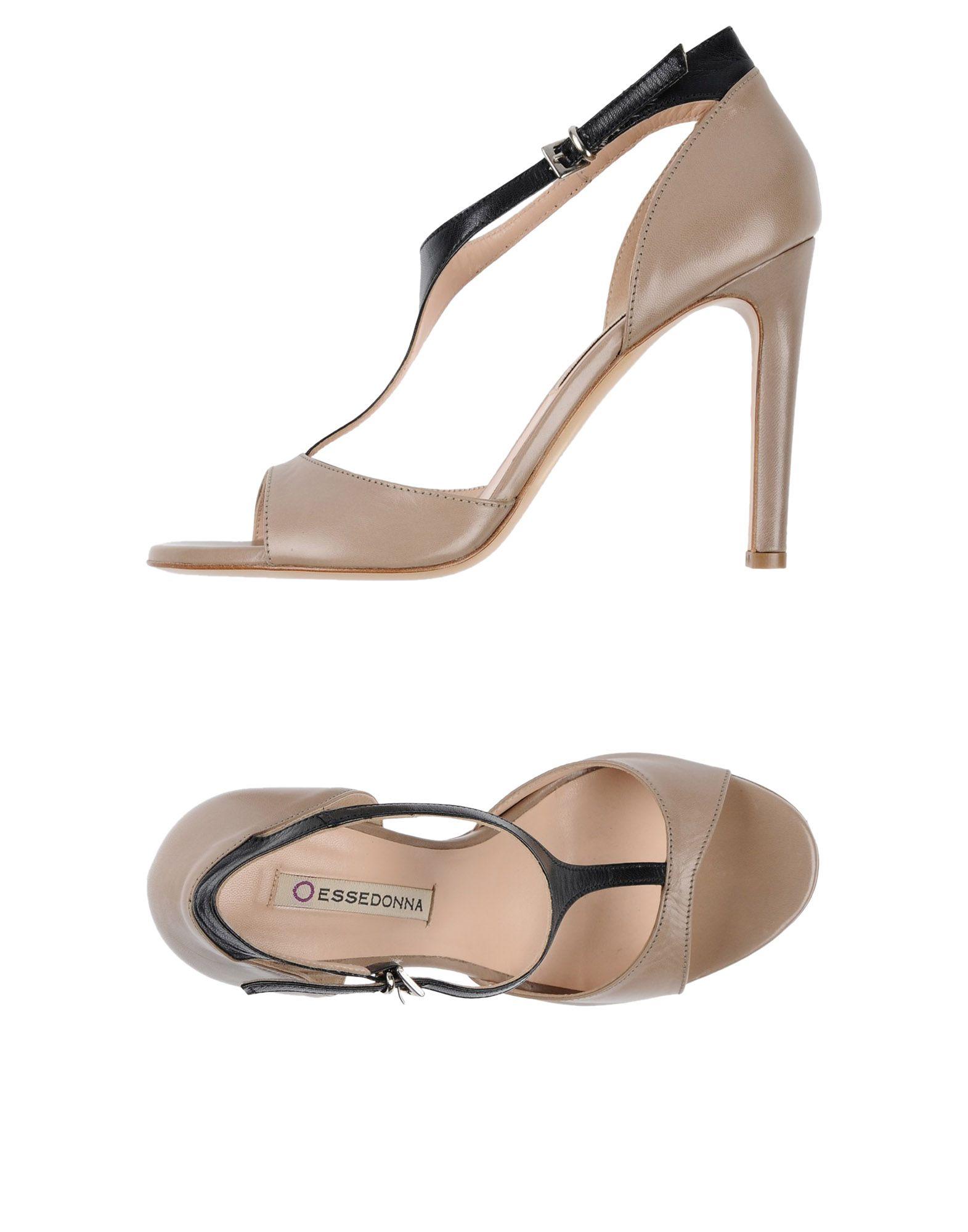Essedonna Sandalen Damen  11457934JG Gute Qualität beliebte Schuhe