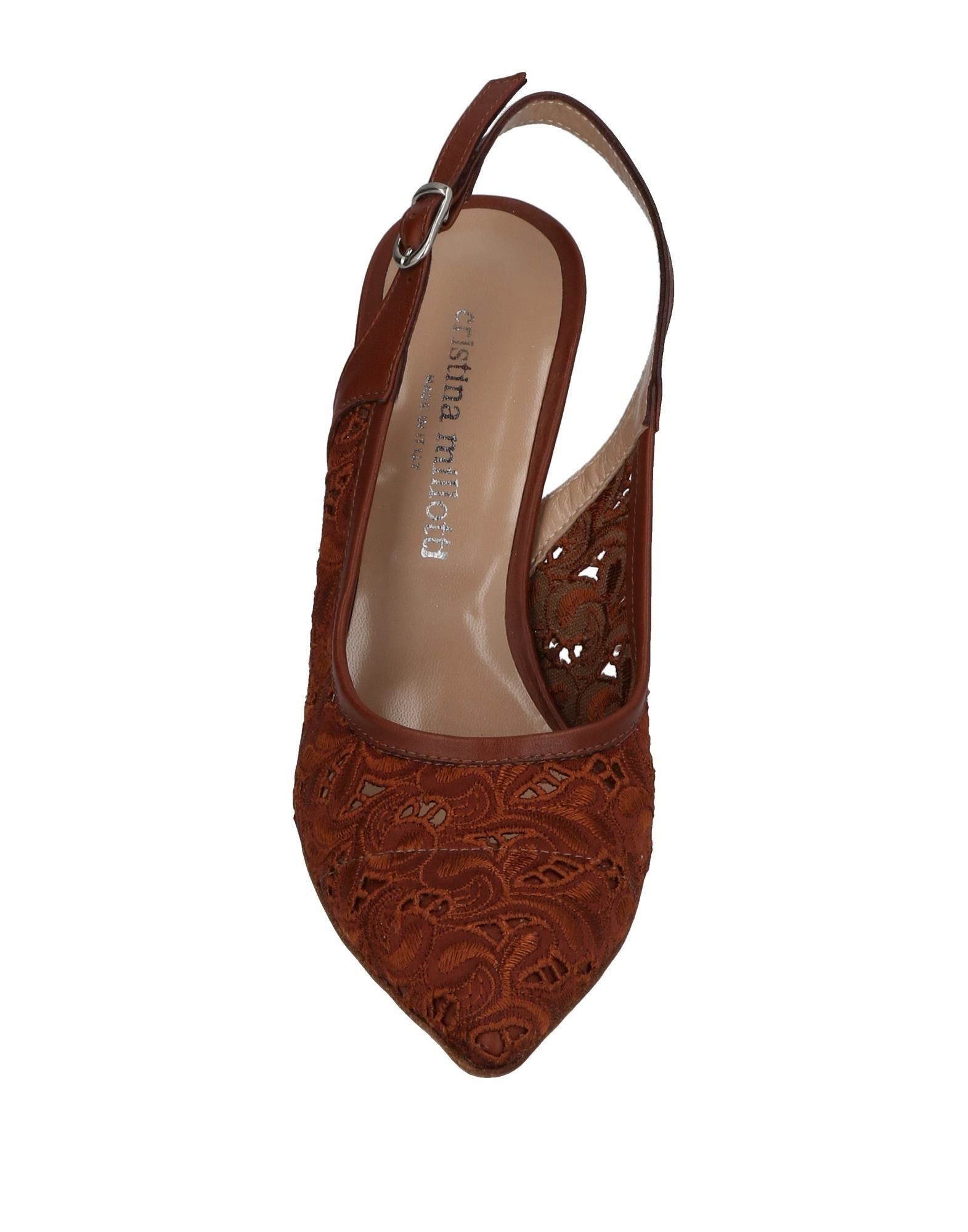 Gut um billige Pumps Schuhe zu tragenCristina Millotti Pumps billige Damen  11457988MQ 14b771