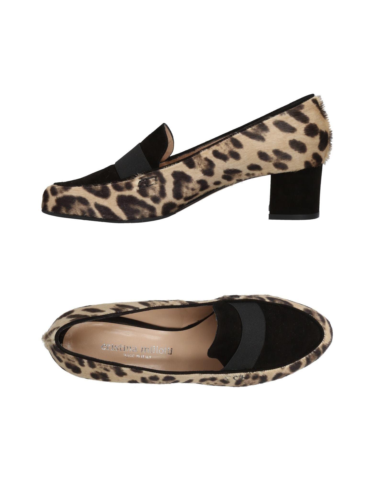 Cristina Millotti Mokassins Damen  11457993IP Gute Qualität beliebte Schuhe