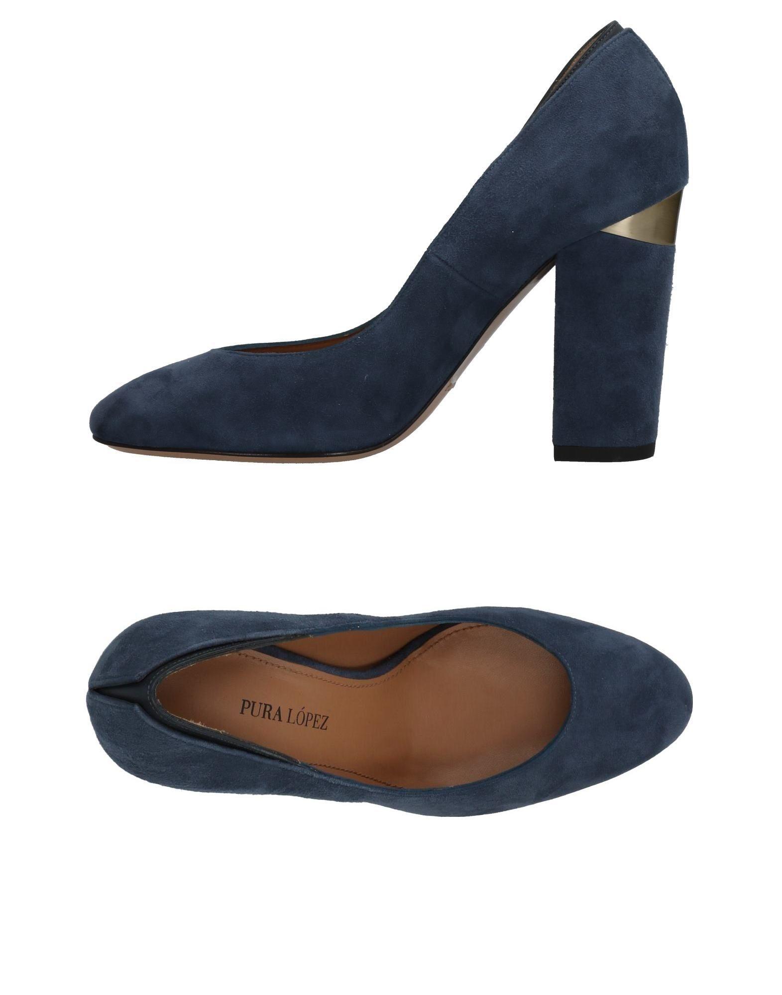 Pura López Pumps Damen  Schuhe 11458036UX Gute Qualität beliebte Schuhe  7d40ac
