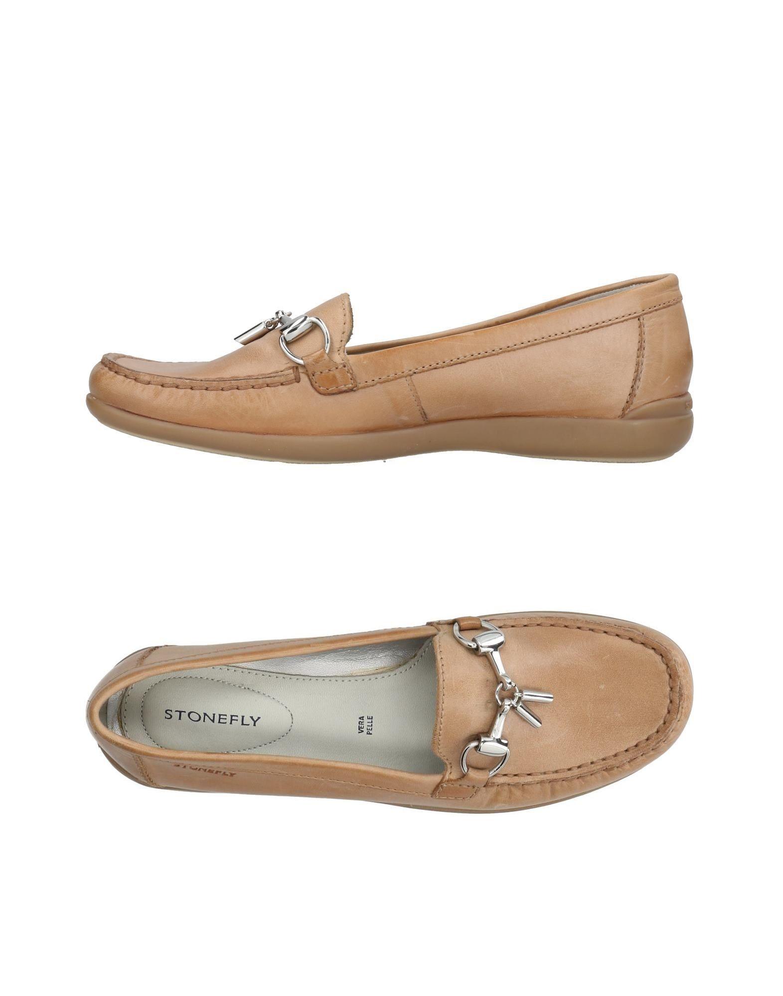 Günstige und modische Schuhe Stonefly Mokassins Damen  11458085SN