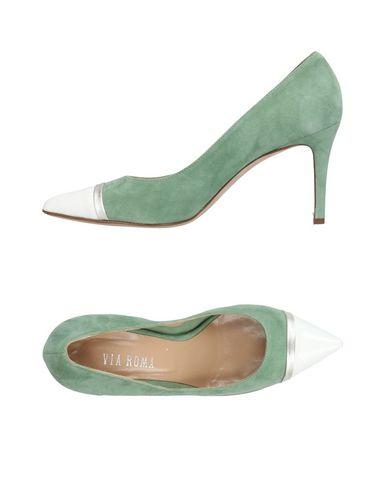 Casual salvaje Zapato De Salón Malone Souliers Mujer - Salones Malone Souliers - 11454371FR Rojo