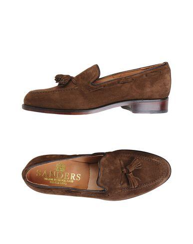 Los últimos zapatos zapatos zapatos de hombre y mujer Mocasín Sander's Finchley - Black Suede Tassel Loafer, Leather Sole - Hombre - Mocasines Sander's - 11458097NP Negro 5ee93a