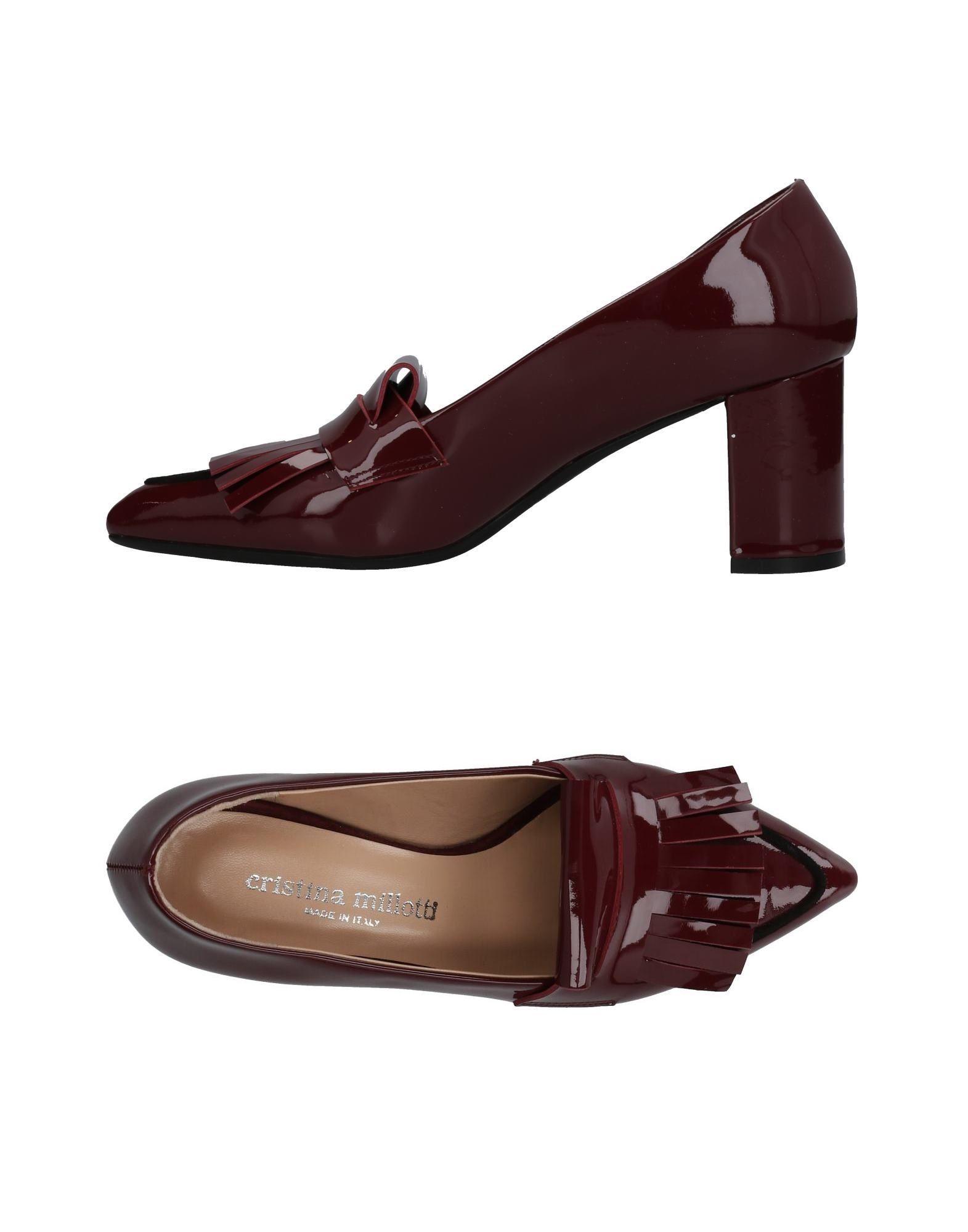 Gut um billige Schuhe zu tragenCristina 11458108BB Millotti Mokassins Damen  11458108BB tragenCristina 85e367