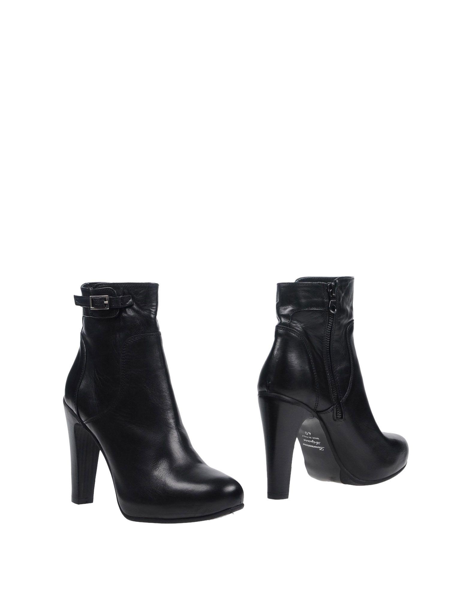Stilvolle billige Schuhe Damen ROT Creatyve Stiefelette Damen Schuhe  11458156KA 1d1f45