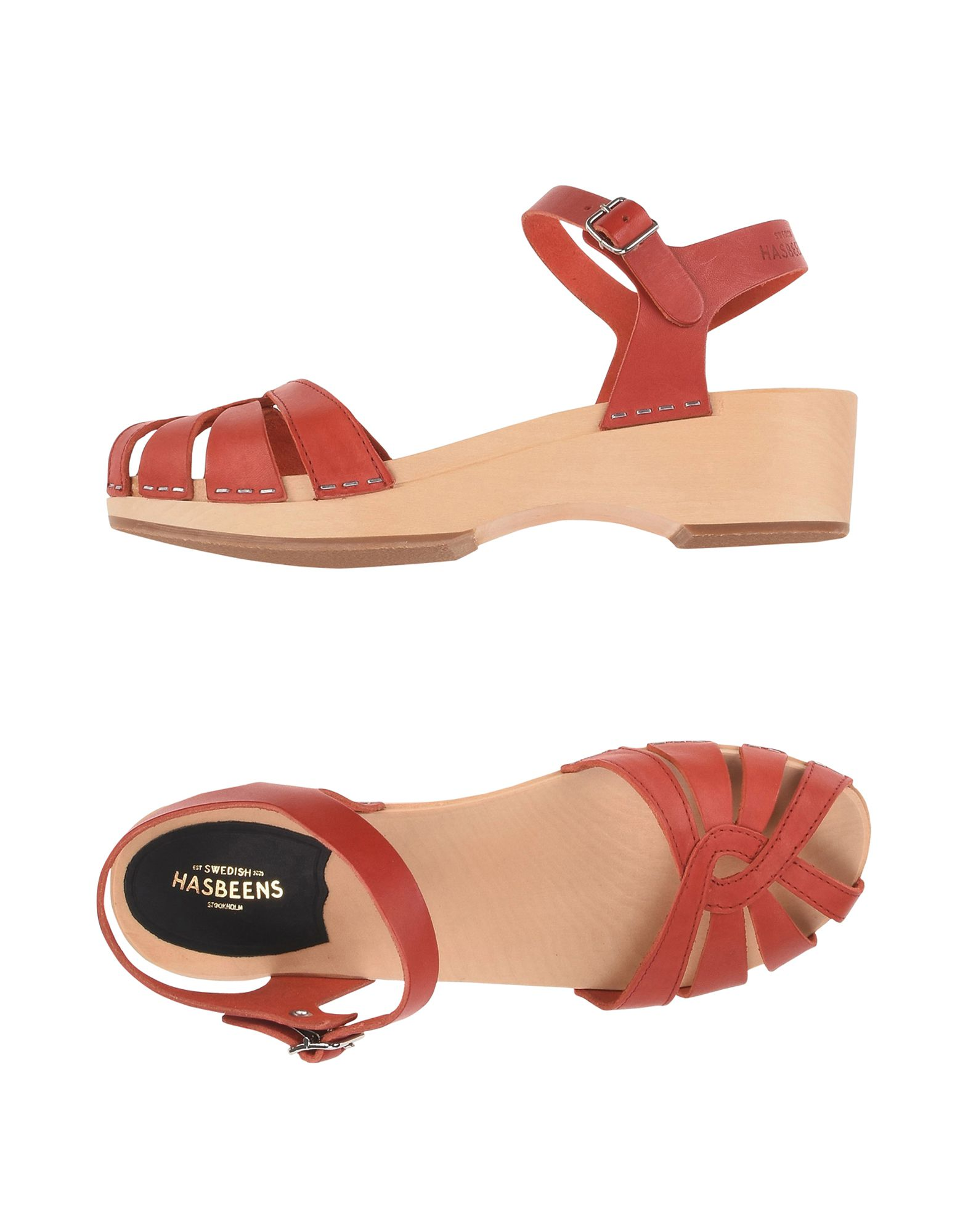 Swedish on Hasbeens Sandals - Women Swedish Hasbeens Sandals online on Swedish  Canada - 11458197JU c8e617
