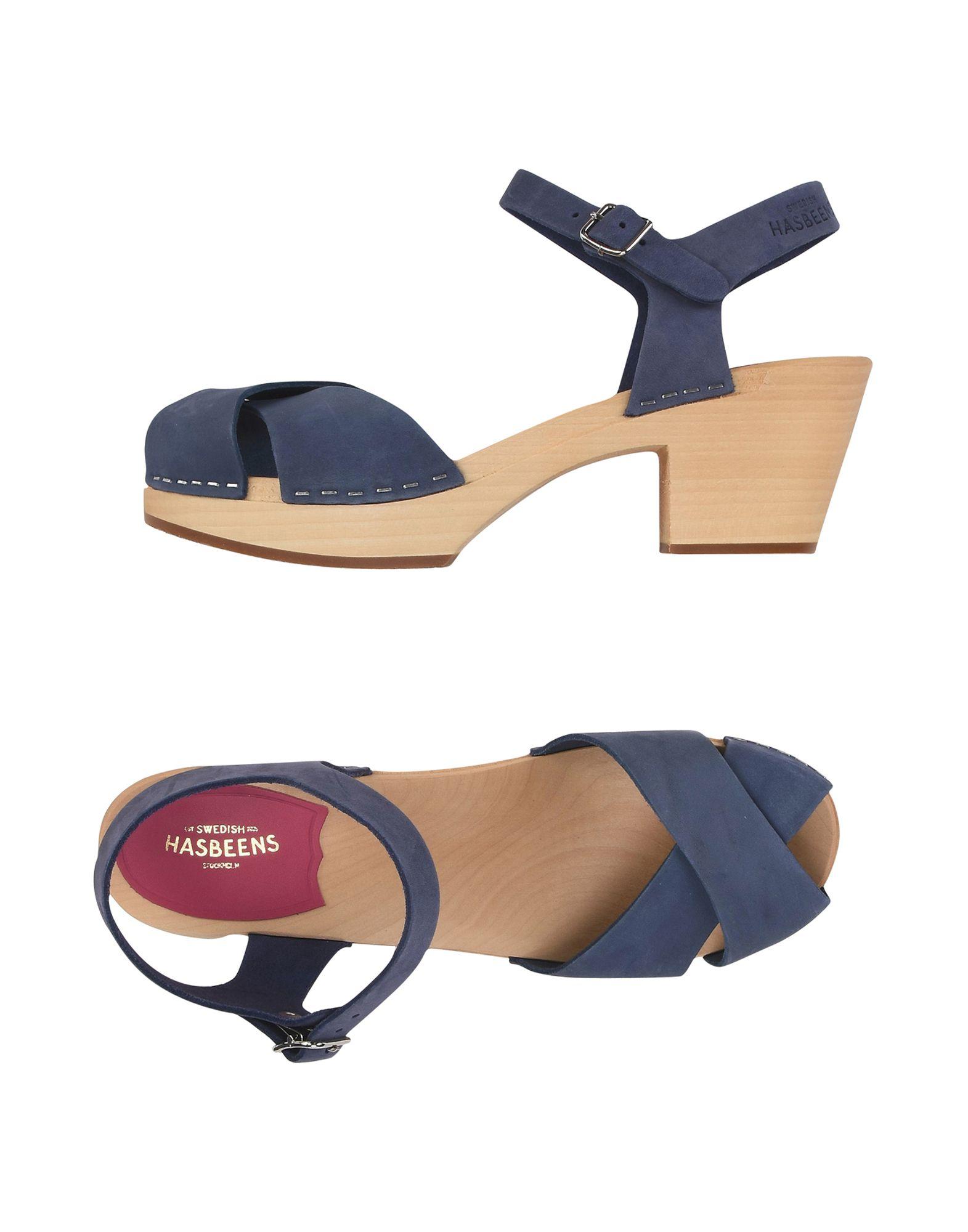Gut um billige Schuhe zu zu zu tragenSwedish Hasbeens Sandalen Damen  11458224HJ 6e1694