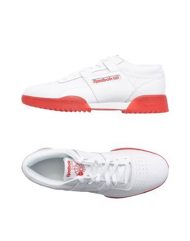 b5b4ec83e088b Reebok Workout Clean Ripple - Sneakers - Men Reebok Sneakers online ...